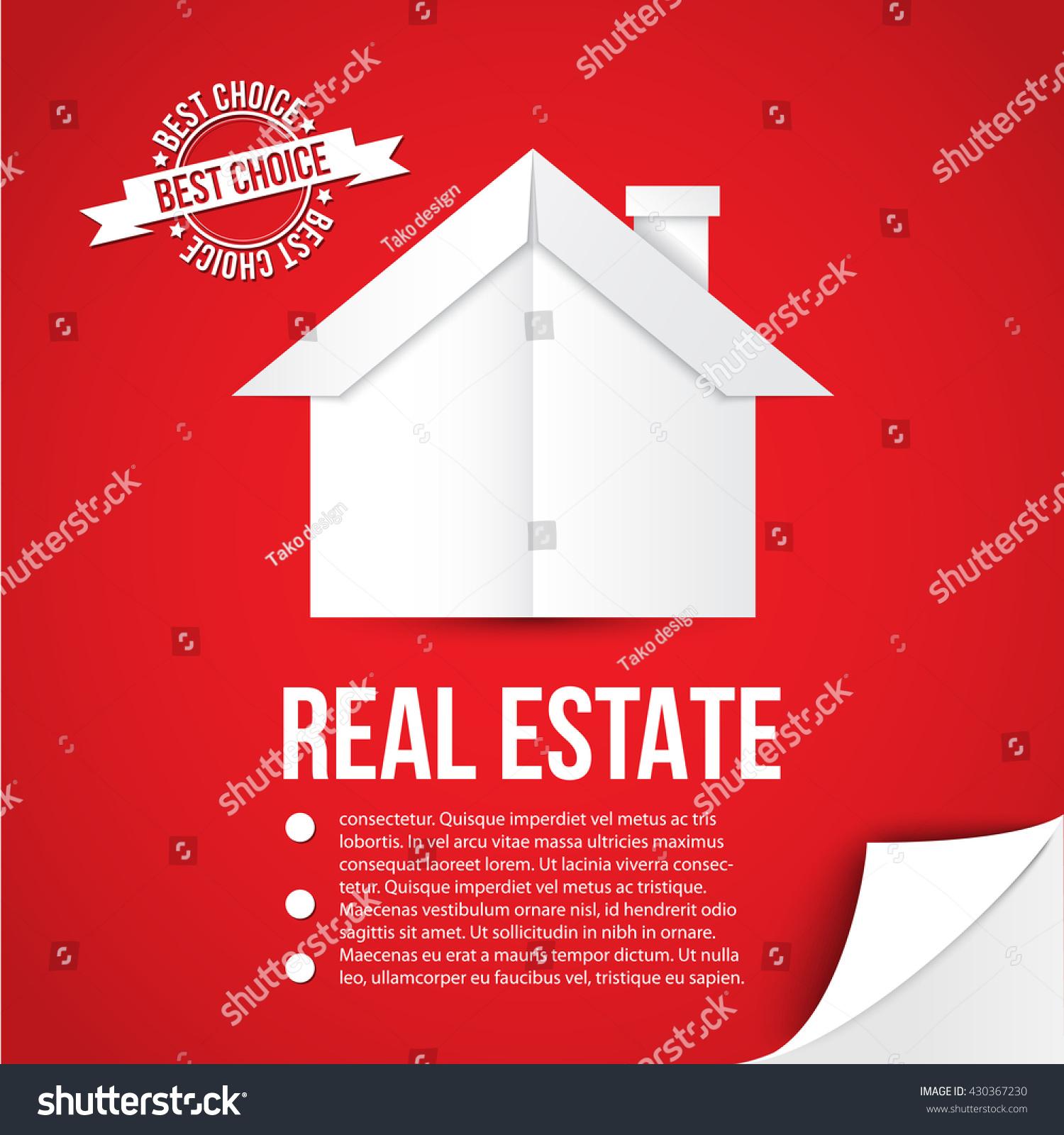 Design banner minimalist - Concept For Corporate Identity Or Web Banner Minimalist