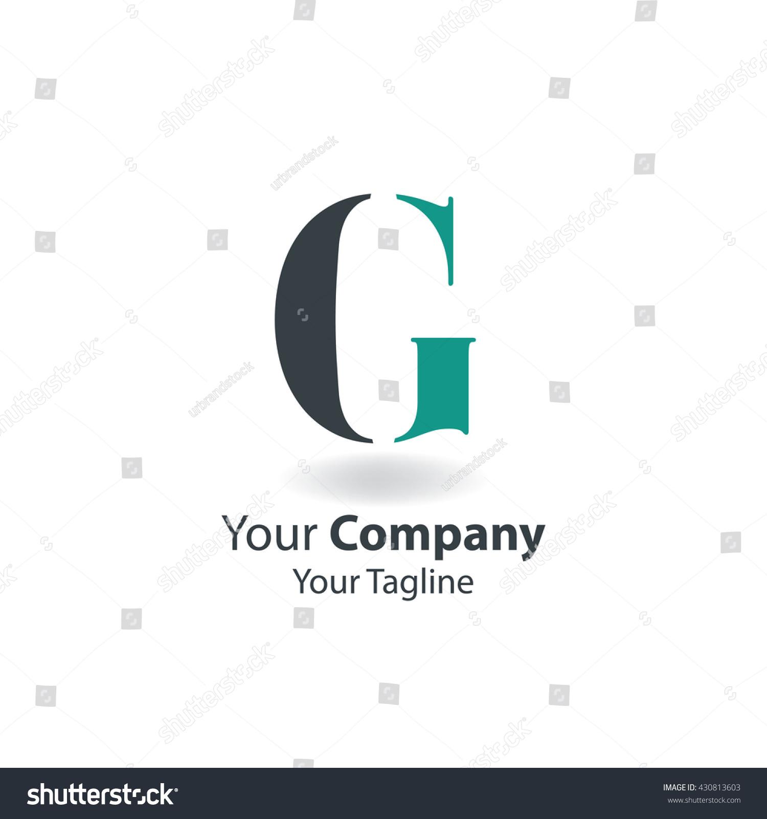 Letter g logo icon design template stock vector royalty free letter g logo icon design template elements maxwellsz