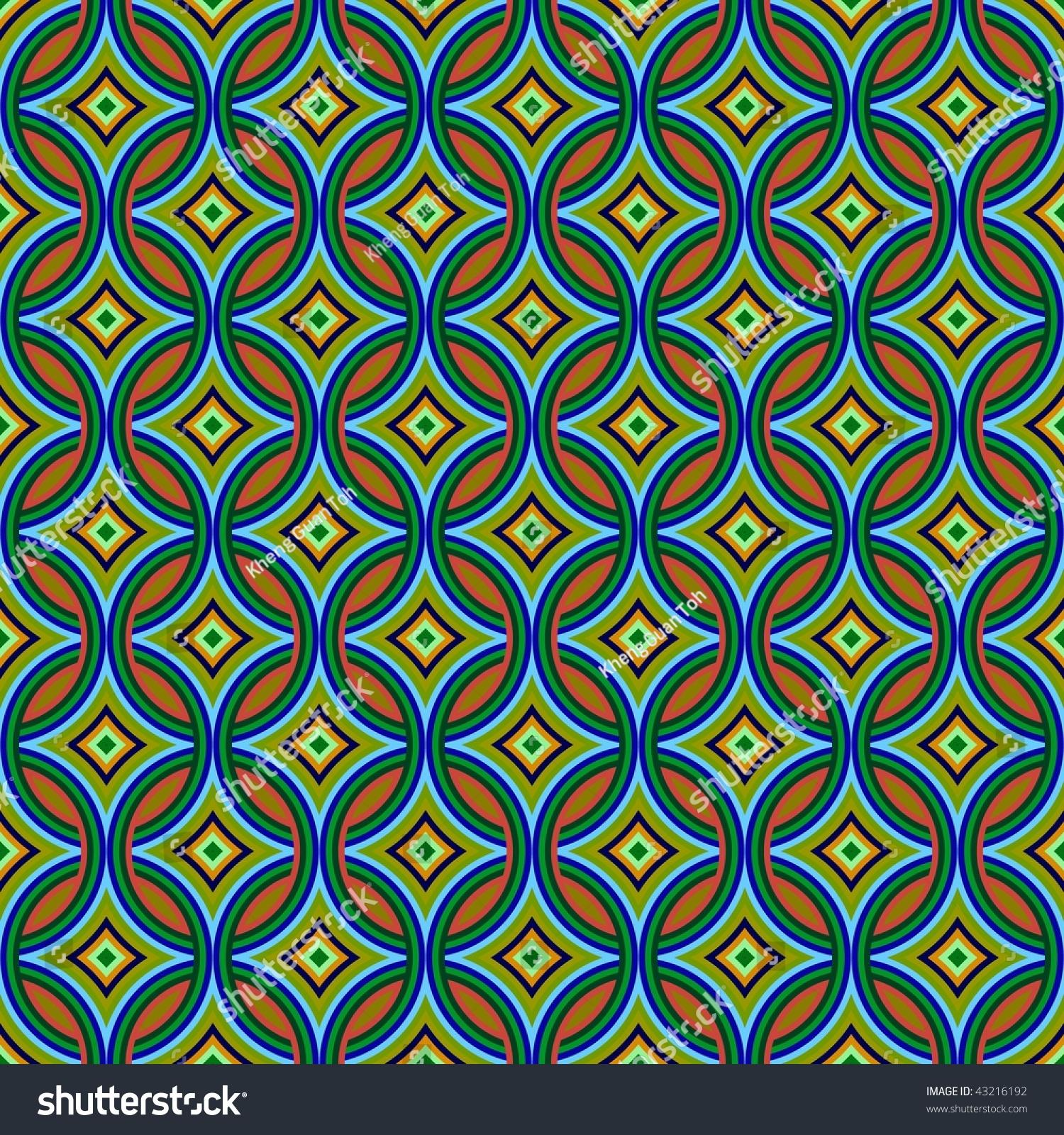 Colorful vintage background patterns - photo#14
