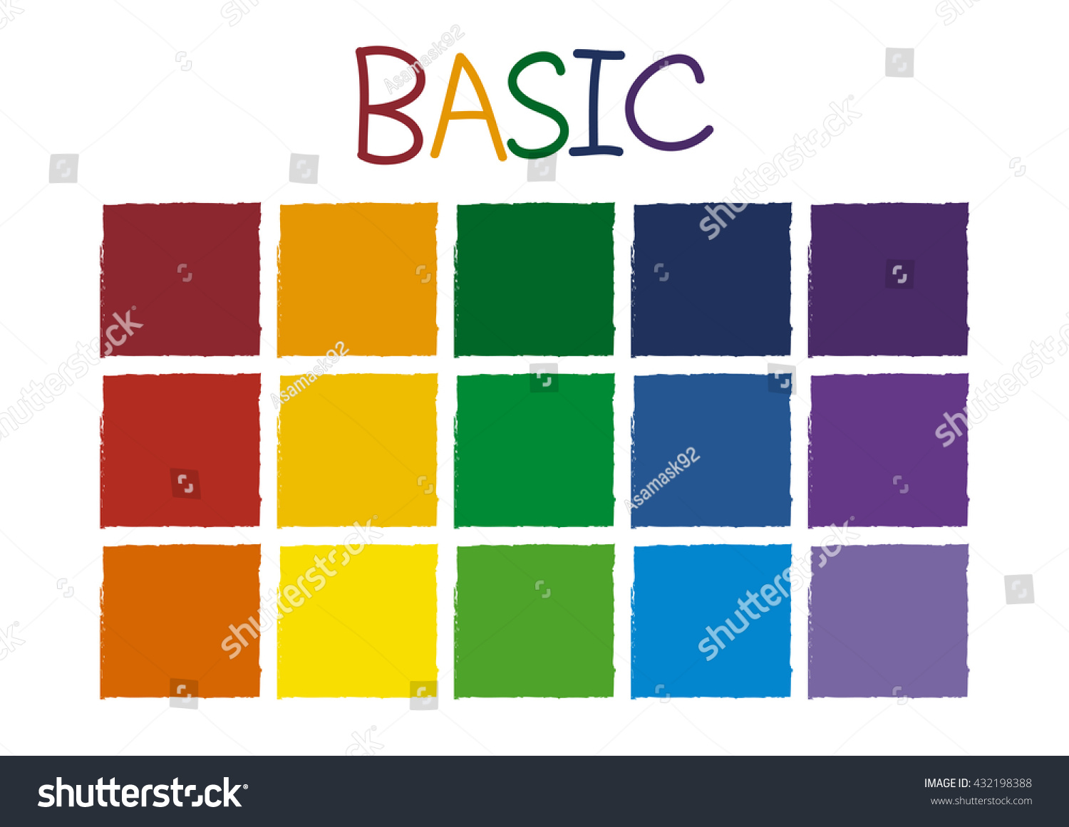 Basic Color Codes Resistor Code Learn Electronicscircuit Diagramrepair Tone Without Vector Stock Royalty Free 1500x1161
