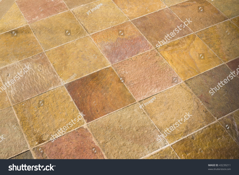Closeup detail brown slate floor stock photo 43239211 shutterstock closeup detail of a brown slate floor doublecrazyfo Choice Image