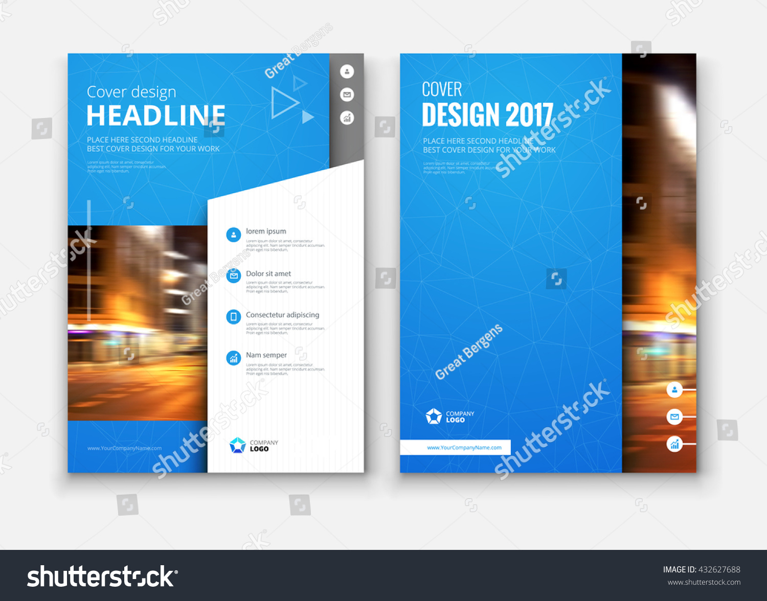 brochure cover design corporate business template stock vector brochure cover design corporate business template for booklet report catalog magazine