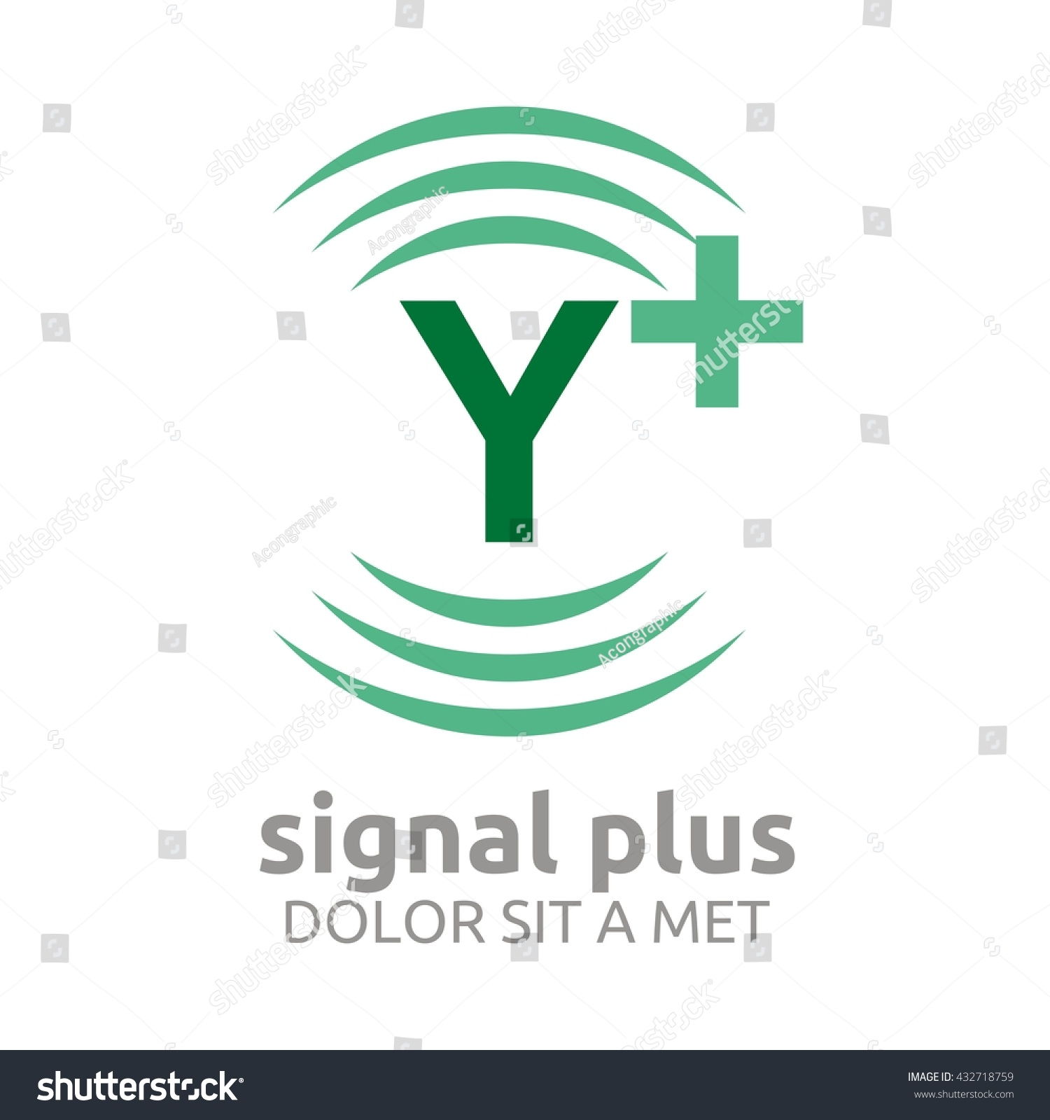 Signal plus wifi plus sign design stock vector 432718759 signal plus with wifi plus sign design vector template add wifi symbol wireless network buycottarizona