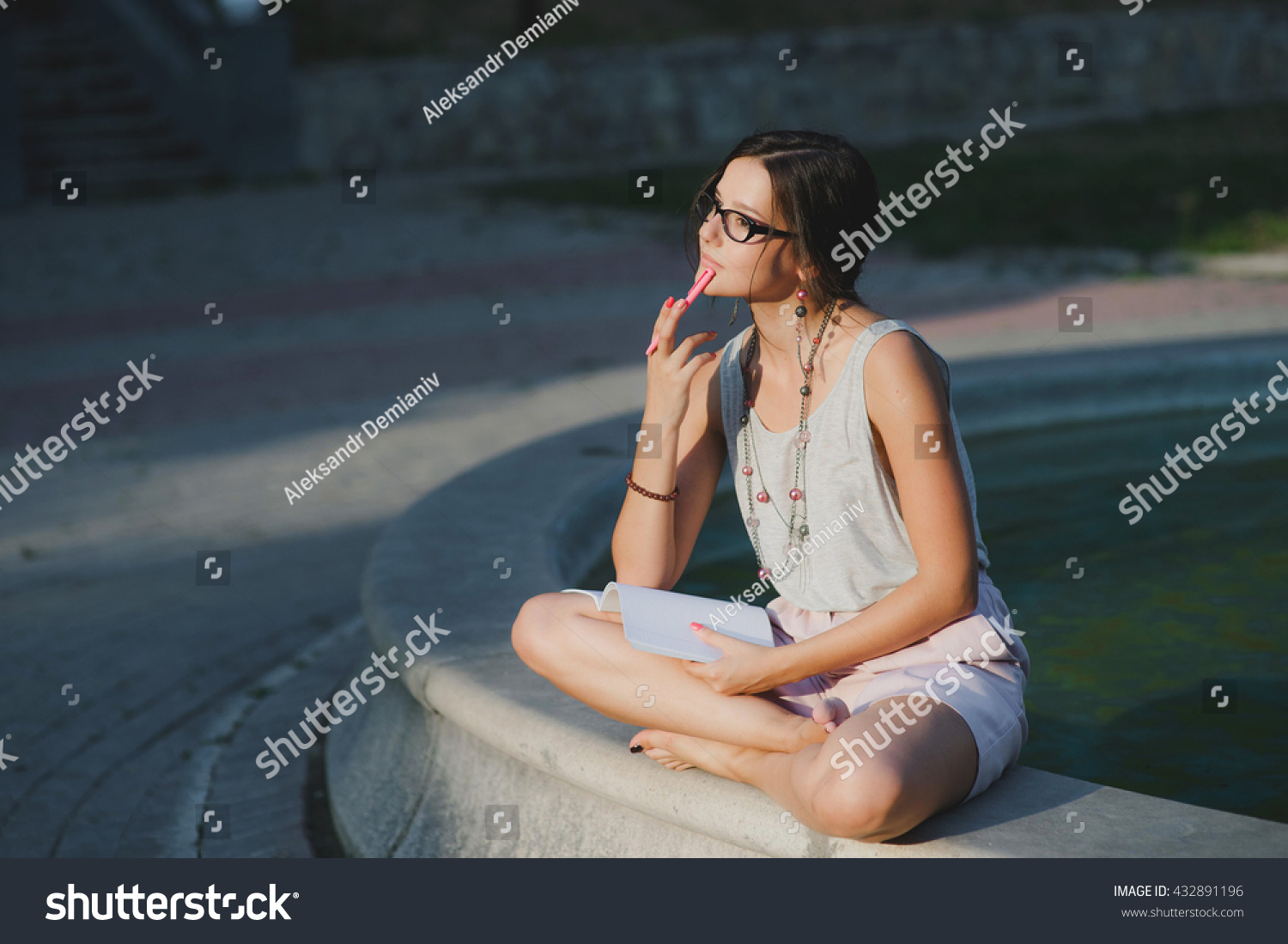 https://image.shutterstock.com/z/stock-photo-young-beautiful-lady-sitting-and-thinking-or-dreaming-432891196.jpg