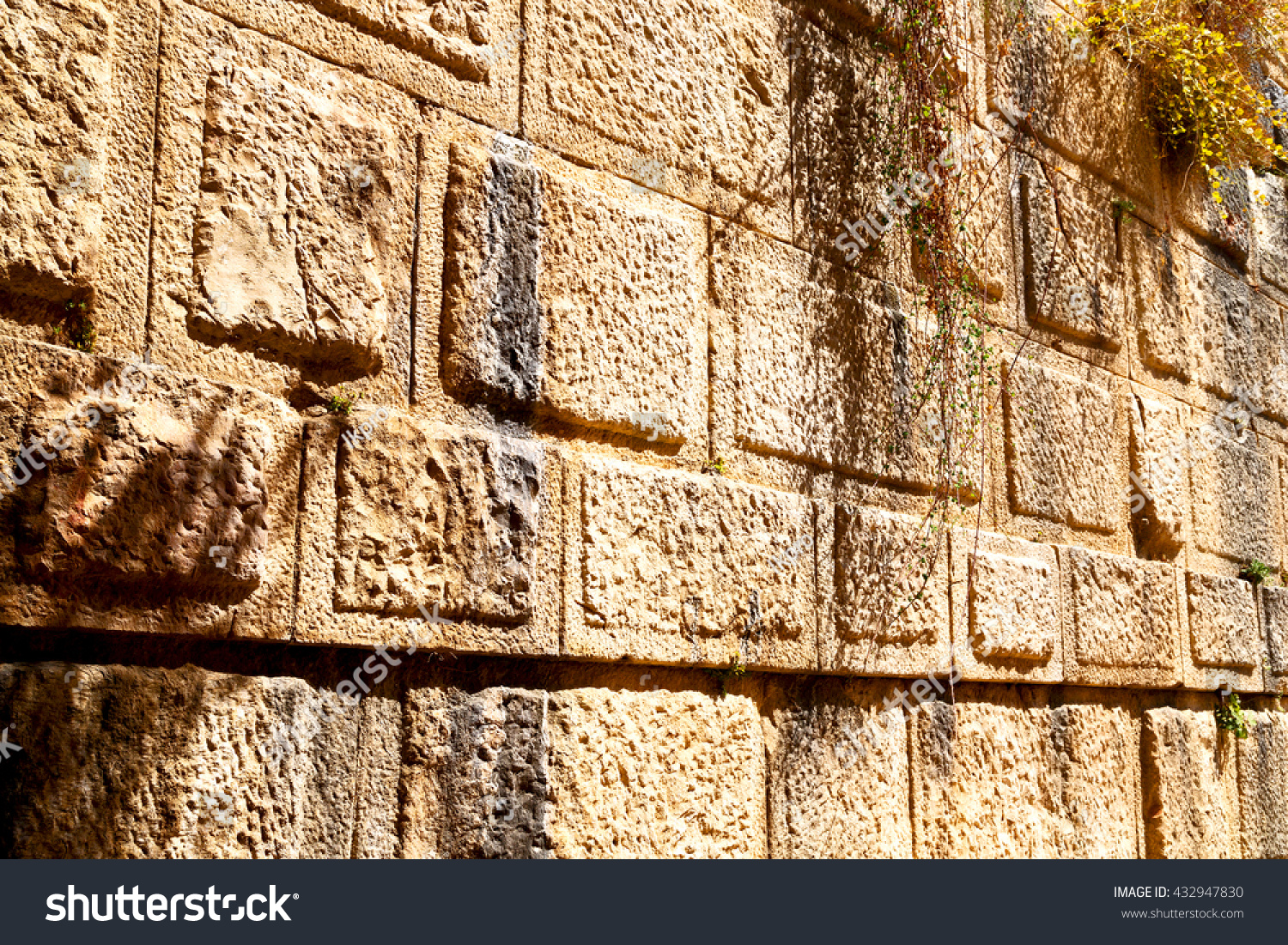 Step Brick Greece Old Wall Texture Stock Photo & Image (Royalty-Free ...