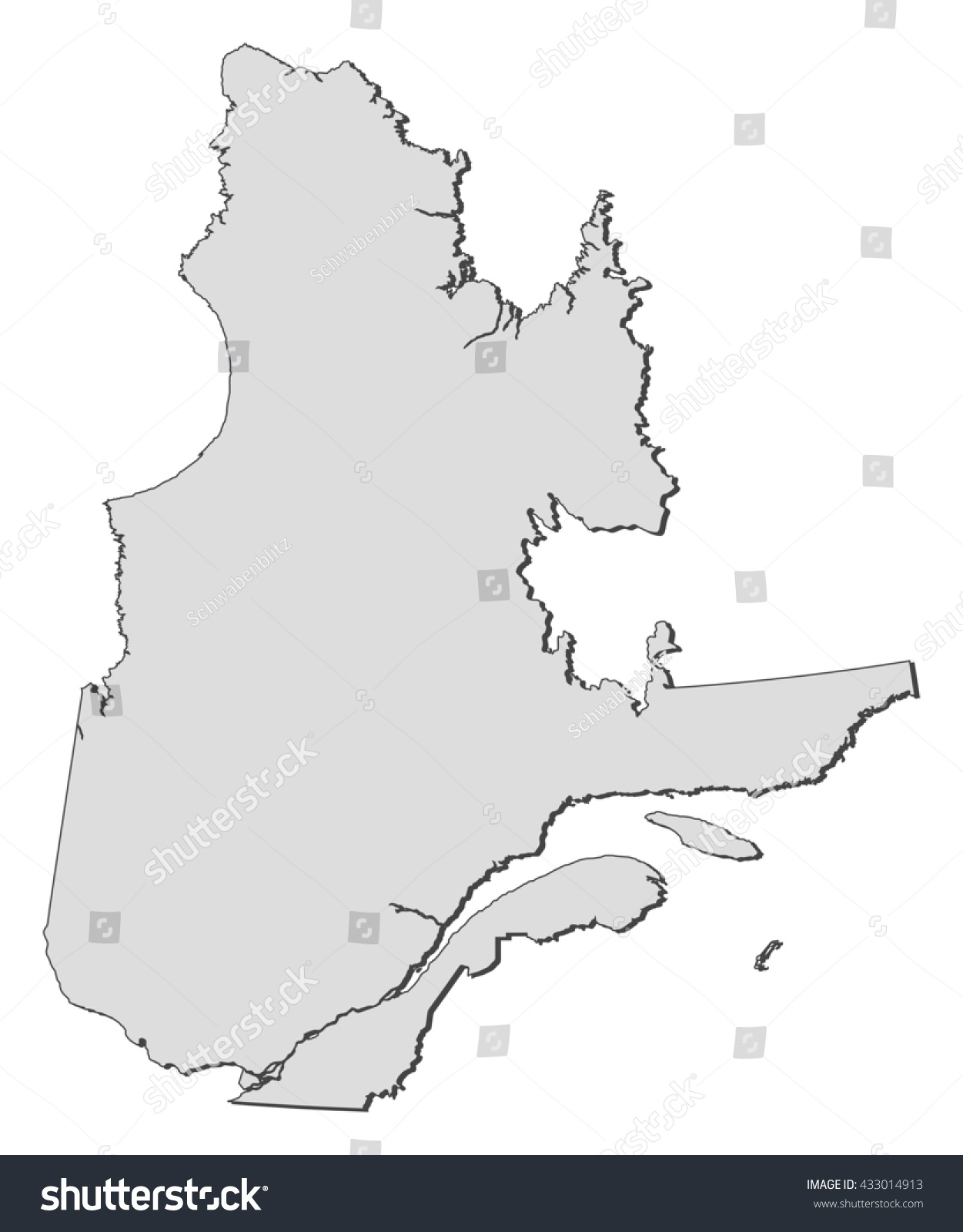 Map Of Canada Outline Rv Inverter Wiring - Us and canada vector map