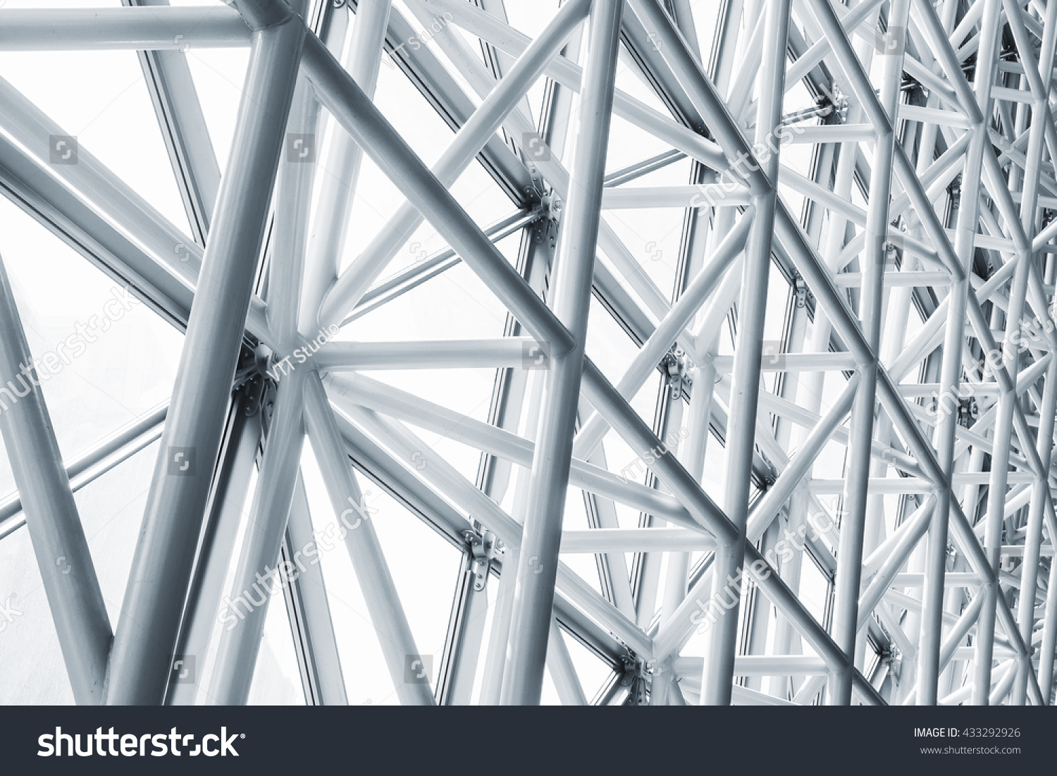 Architecture detail modern glass facade metal stock photo for Structure photography