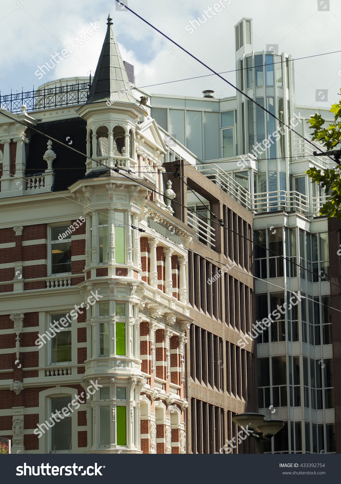Dutch baroque architecture modern buildings amsterdam for Dutch baroque architecture
