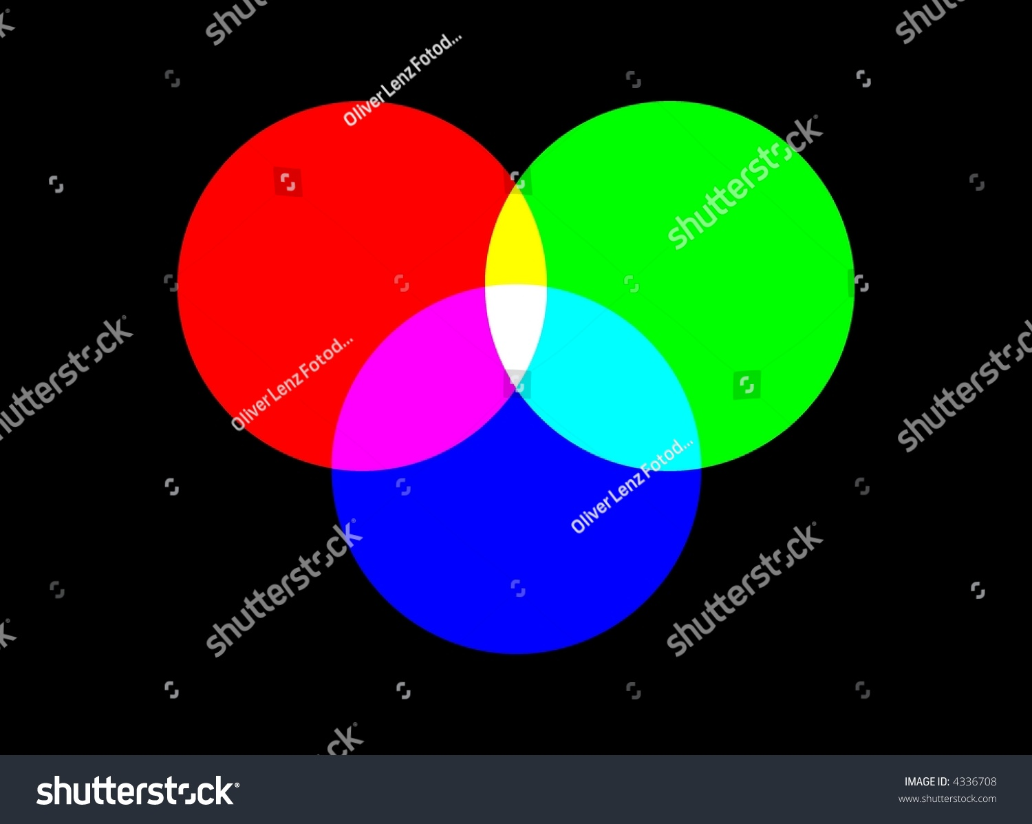 Rgb color chart stock illustration 4336708 shutterstock rgb color chart geenschuldenfo Image collections