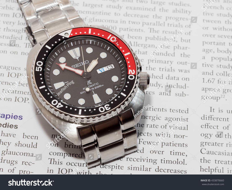 Datování seiko hodinky