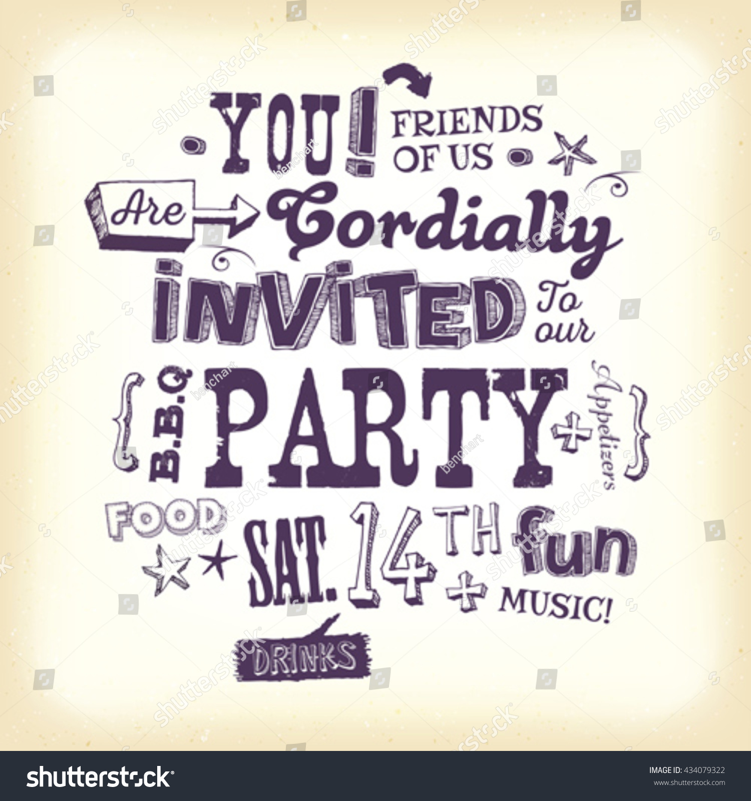 Vintage Party Invitations Images - Party Invitations Ideas