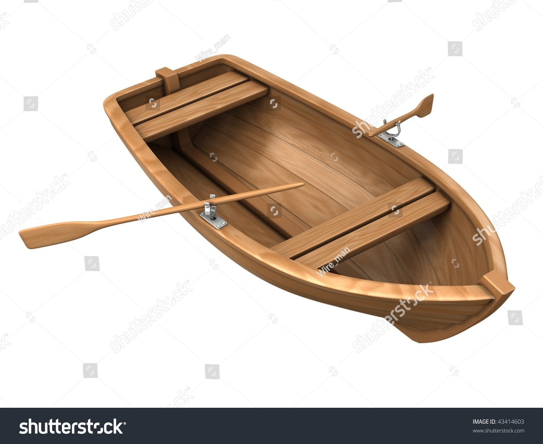красное дерево лодки