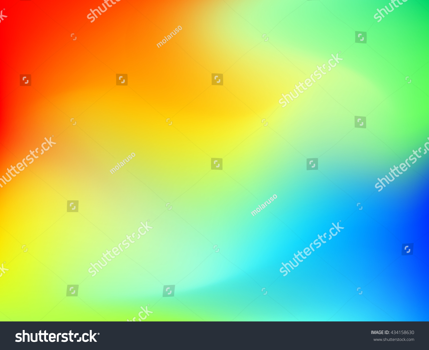 Abstract Blur Colorful Gradient Background Red Stock Vector (Royalty ...