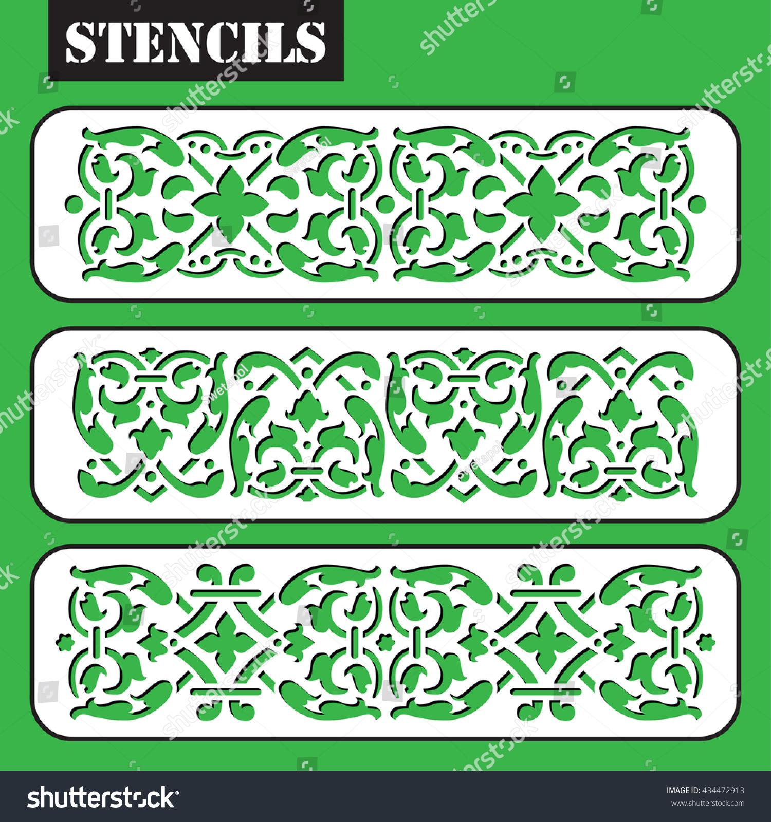 ... arabic decorative calligraphy design. Laser cutting wall art decor