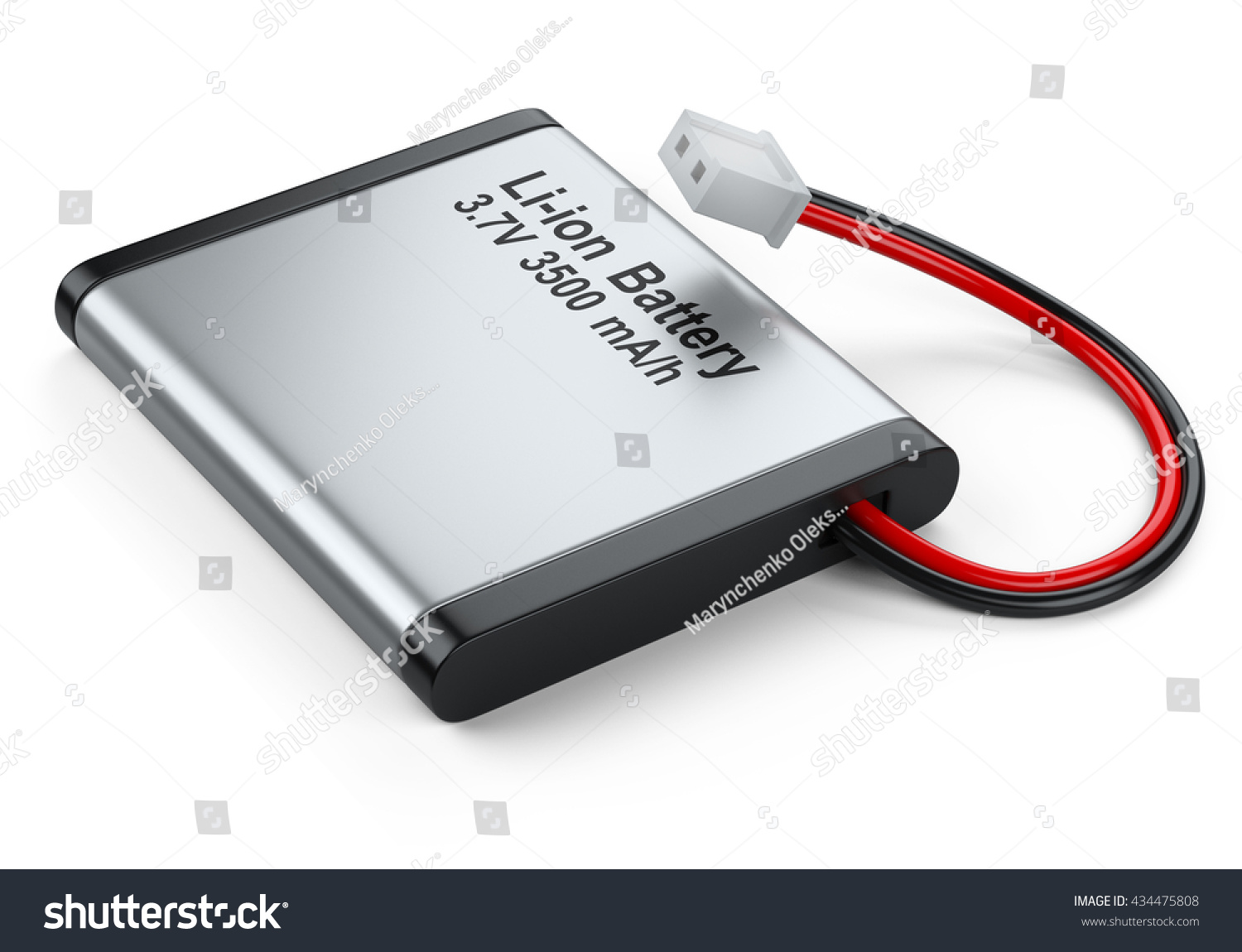 Image result for lithium ion battery shutterstock