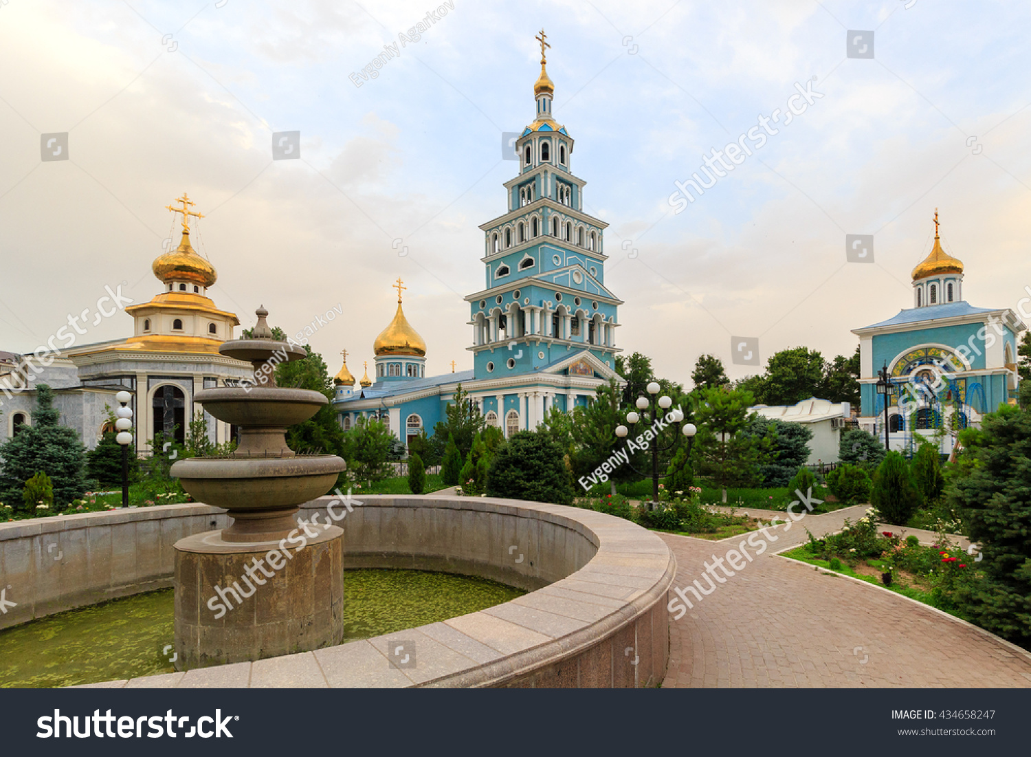 Tashkent Cathedral of the Russian Orthodox Church