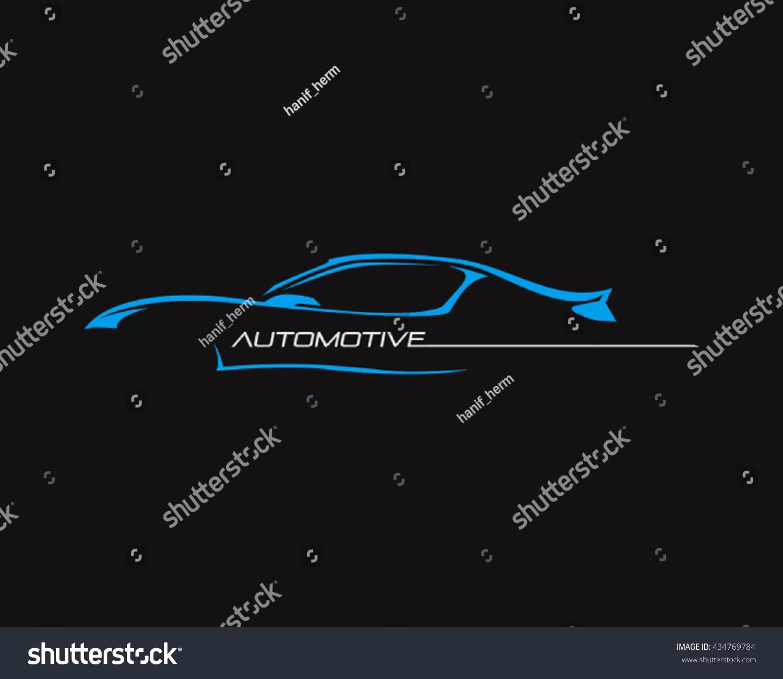 Car Logo Vector Illustration Stock Vector 434769784