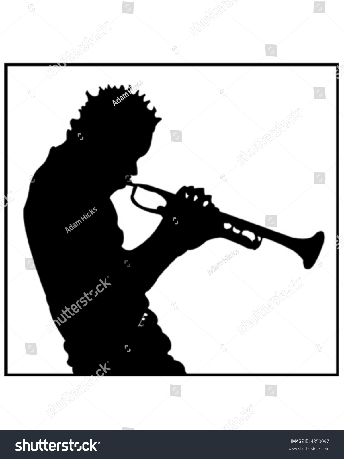 Marching Band Trumpet ...