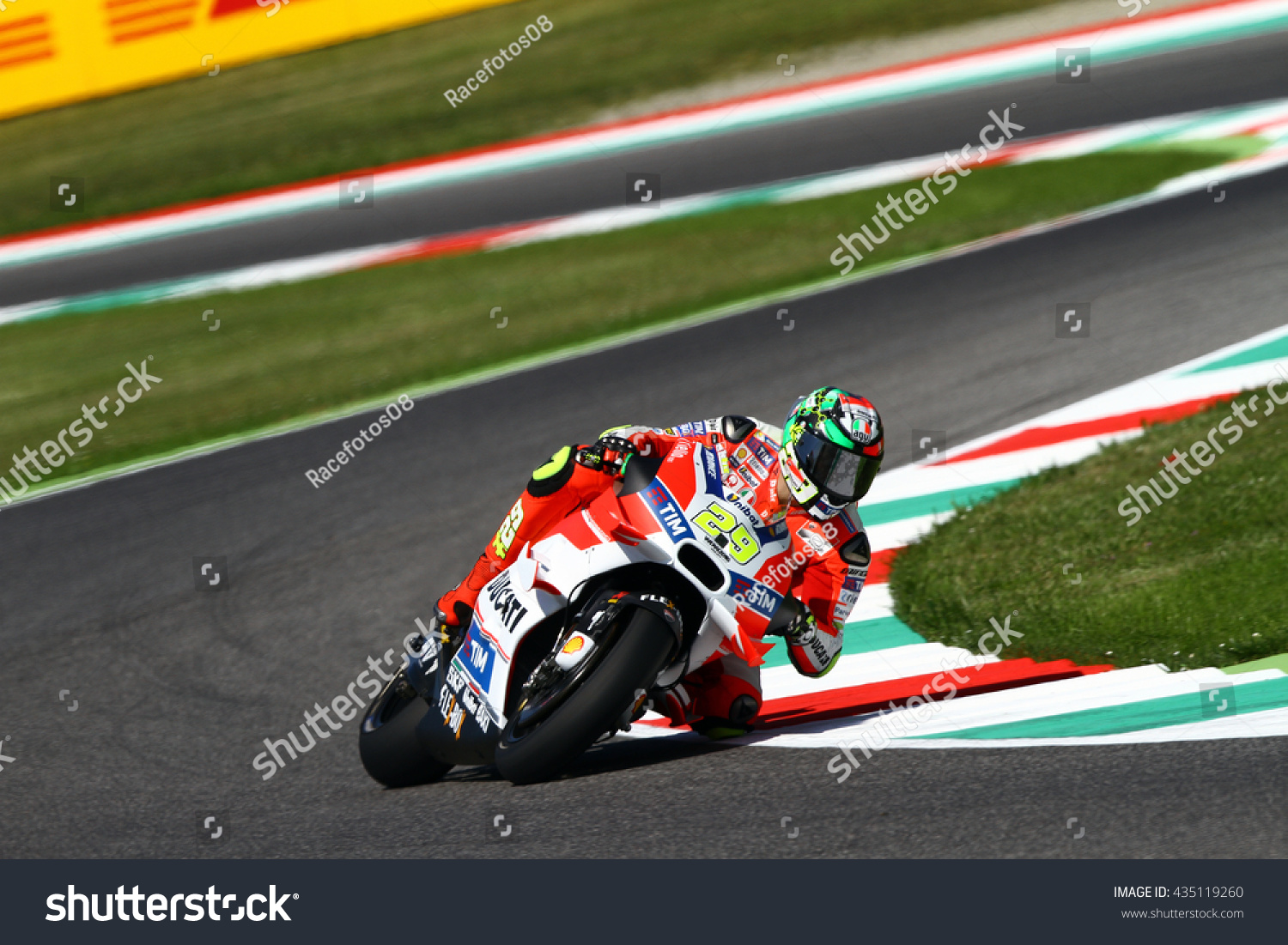 Circuit Italia Motogp : Mugello italia may italian ducati stock photo royalty free