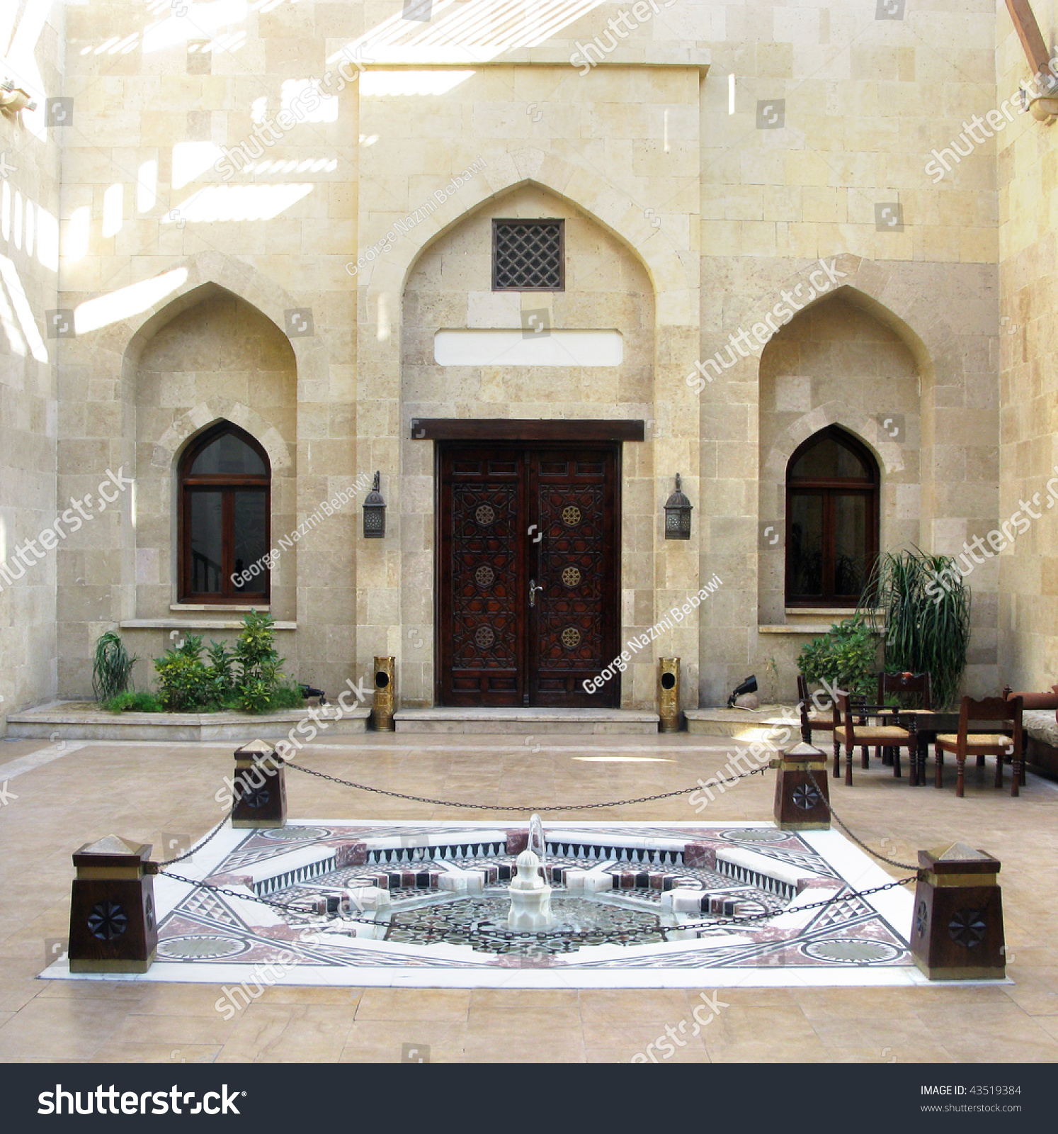 Islamic Architecture Elements From Cairo