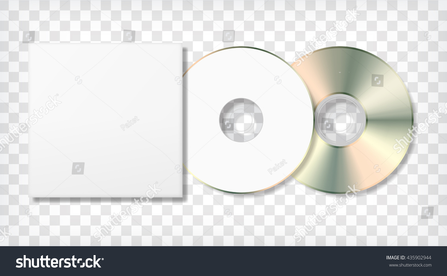 blank cd disk case template photo stock vector royalty free