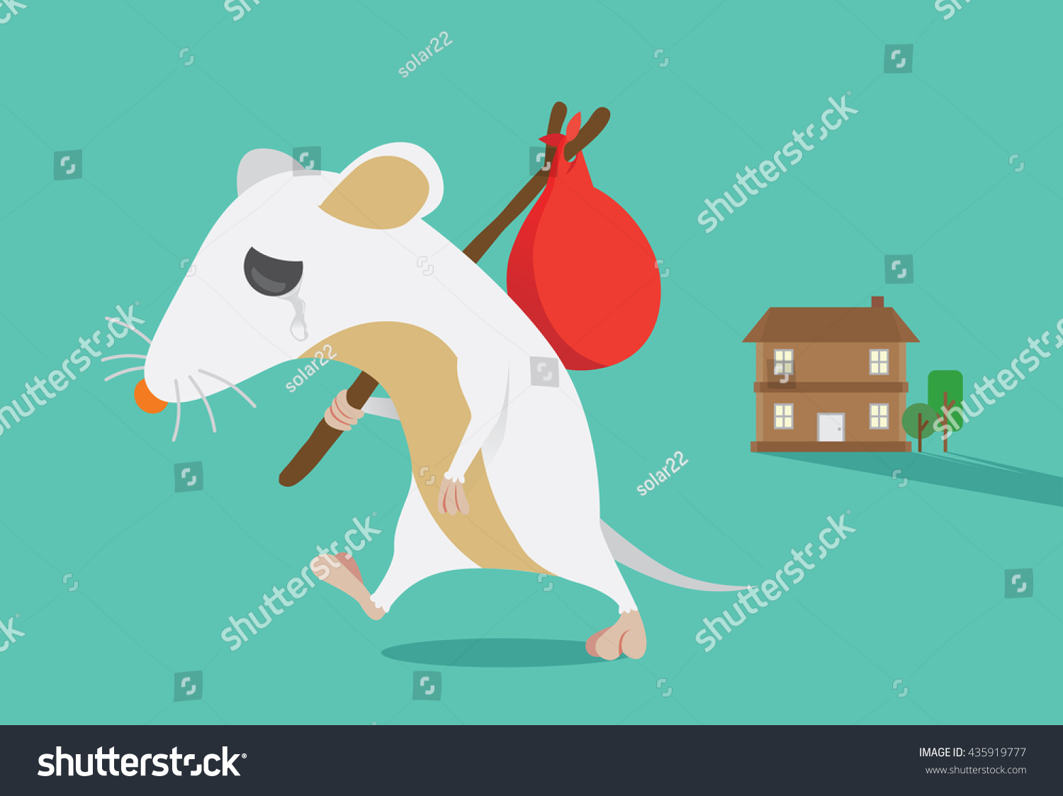 how to keep rats out of house