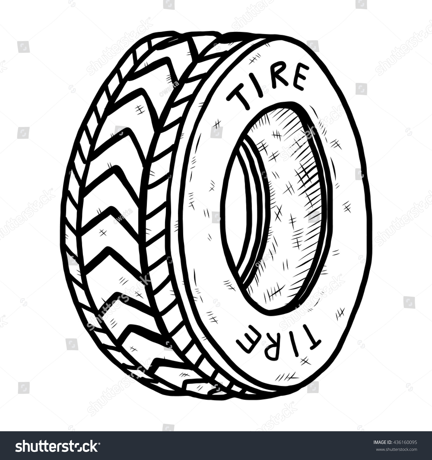 how to read how old a tire is