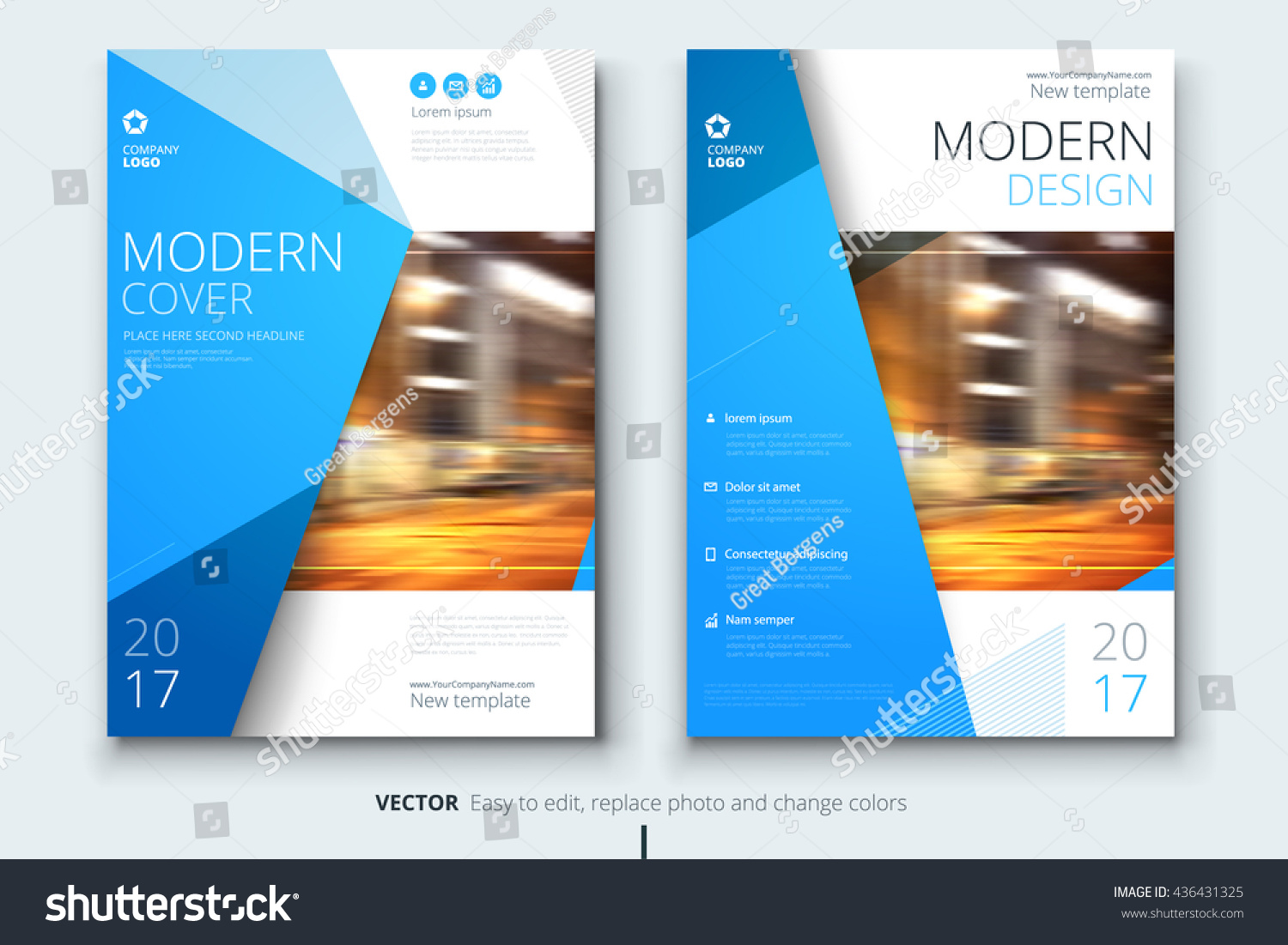 Cover design corporate business template brochure stock vector corporate business template for brochure annual report catalog magazine cheaphphosting Images
