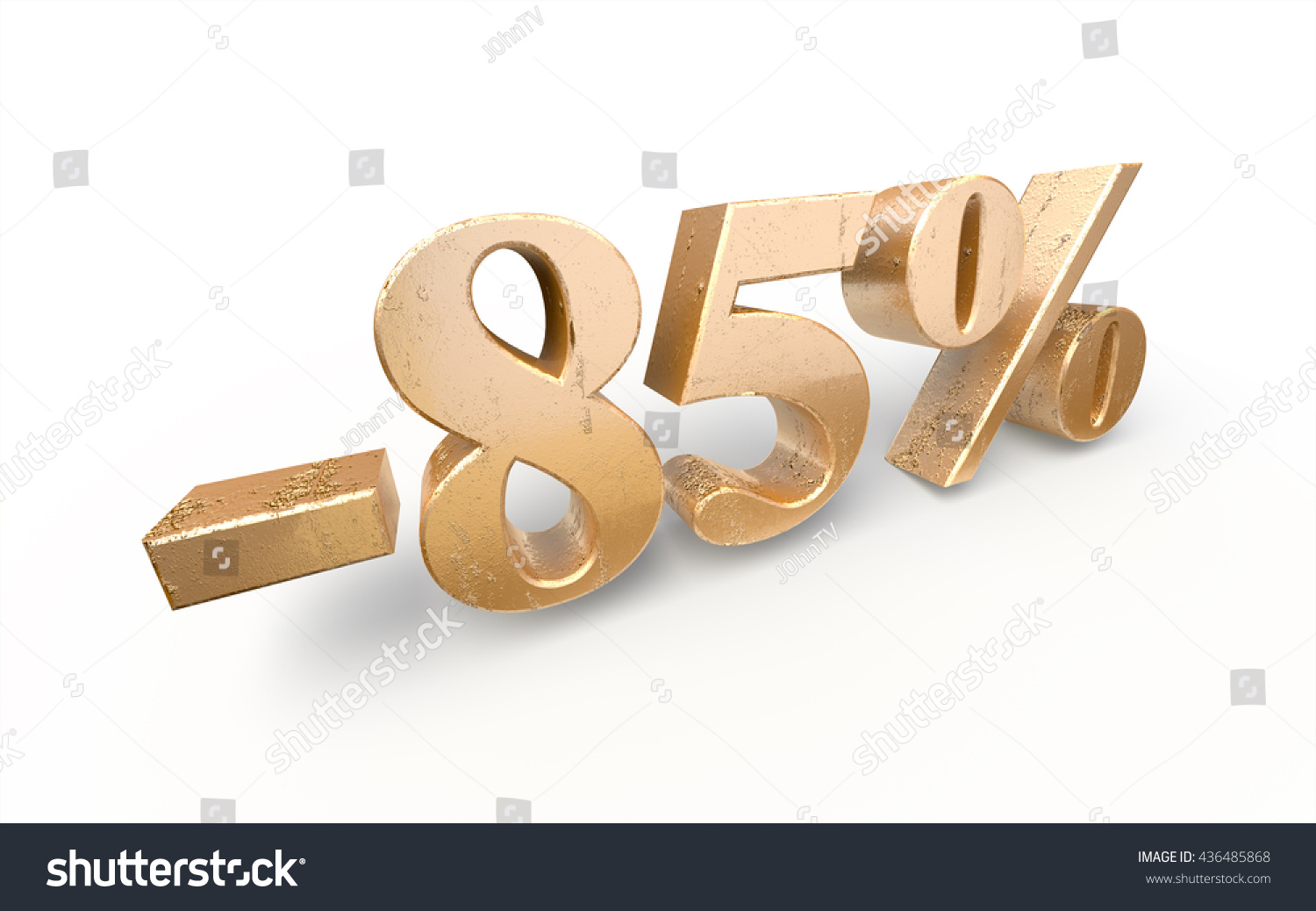 Gold dirty text 85 percent off stock illustration 436485868 gold dirty text 85 percent off isolated on white background 3d discount illustration biocorpaavc Choice Image