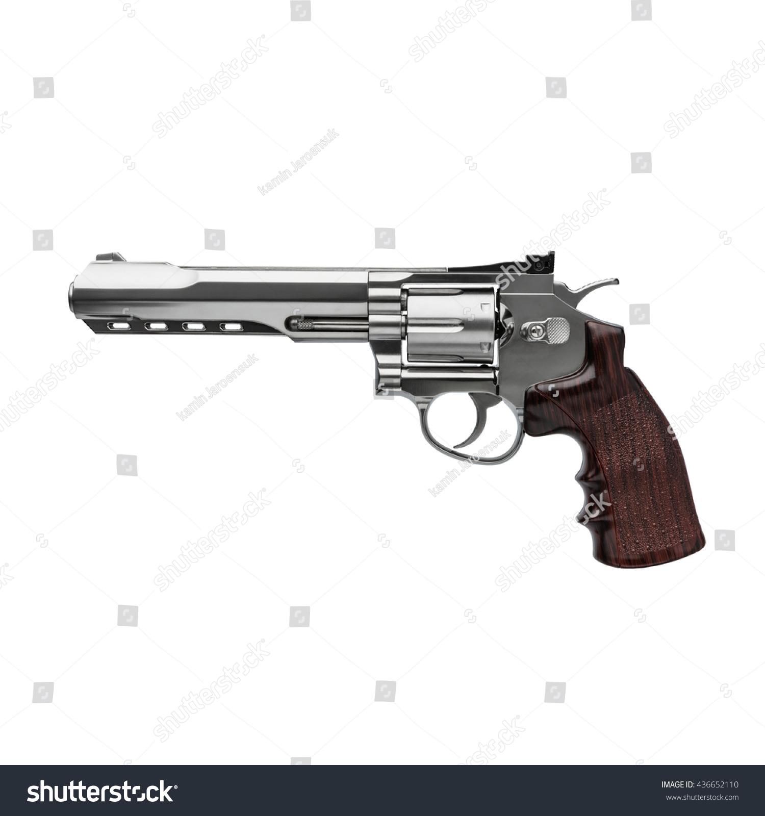 gun white background - photo #41