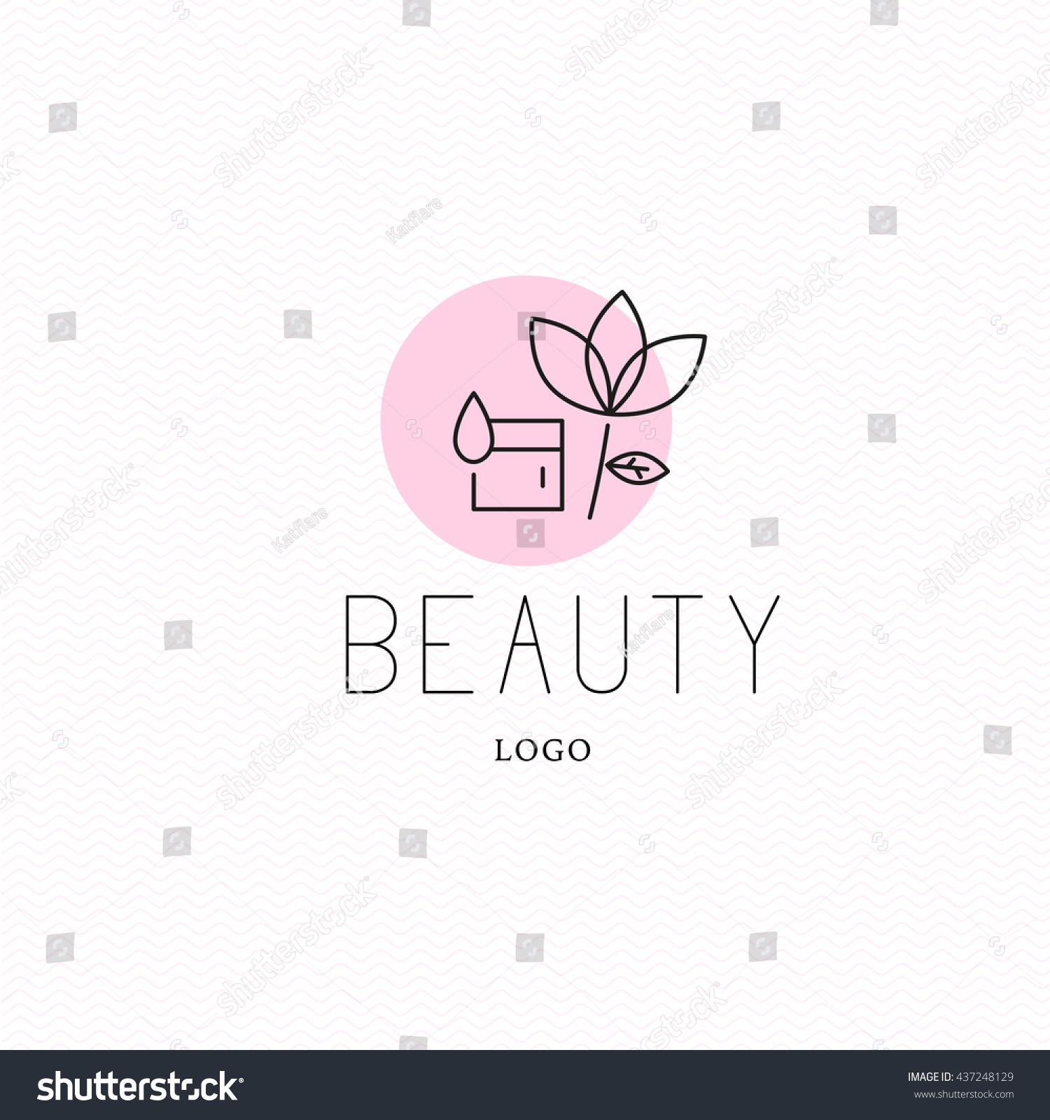 Fascinating Beauty Salon Logo Creator 76 For Your Make A ...