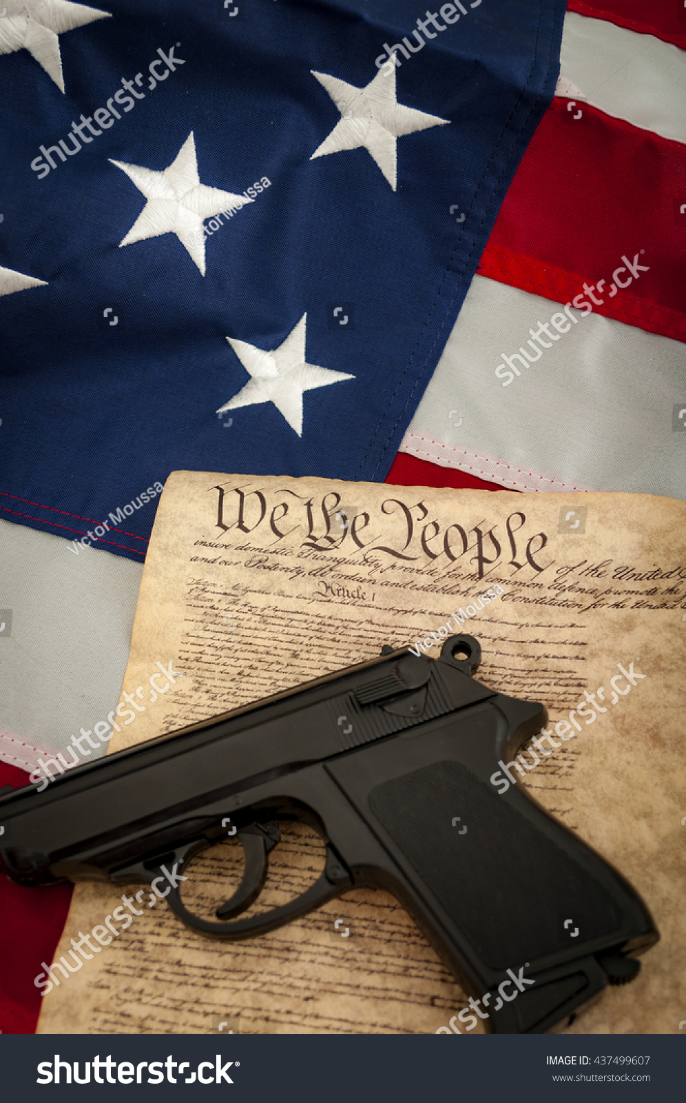"""the second amendment of the constitution the right to bear arms essay The second amendment states that, """"[a] well regulated militia being necessary to the security of a free state, the right of the people to keep and bear arms shall not be infringed"""" (us constitution, 2007, p 1193)."""