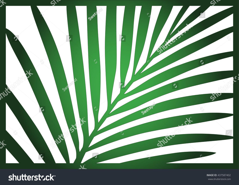 Die Cut Card Laser Cut Vector Stock Vector 437587402 - Shutterstock