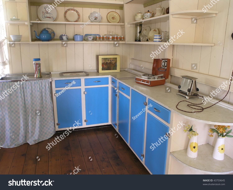 Kitchen design blue,kitchen icon,interiror room, symbol furniture ...