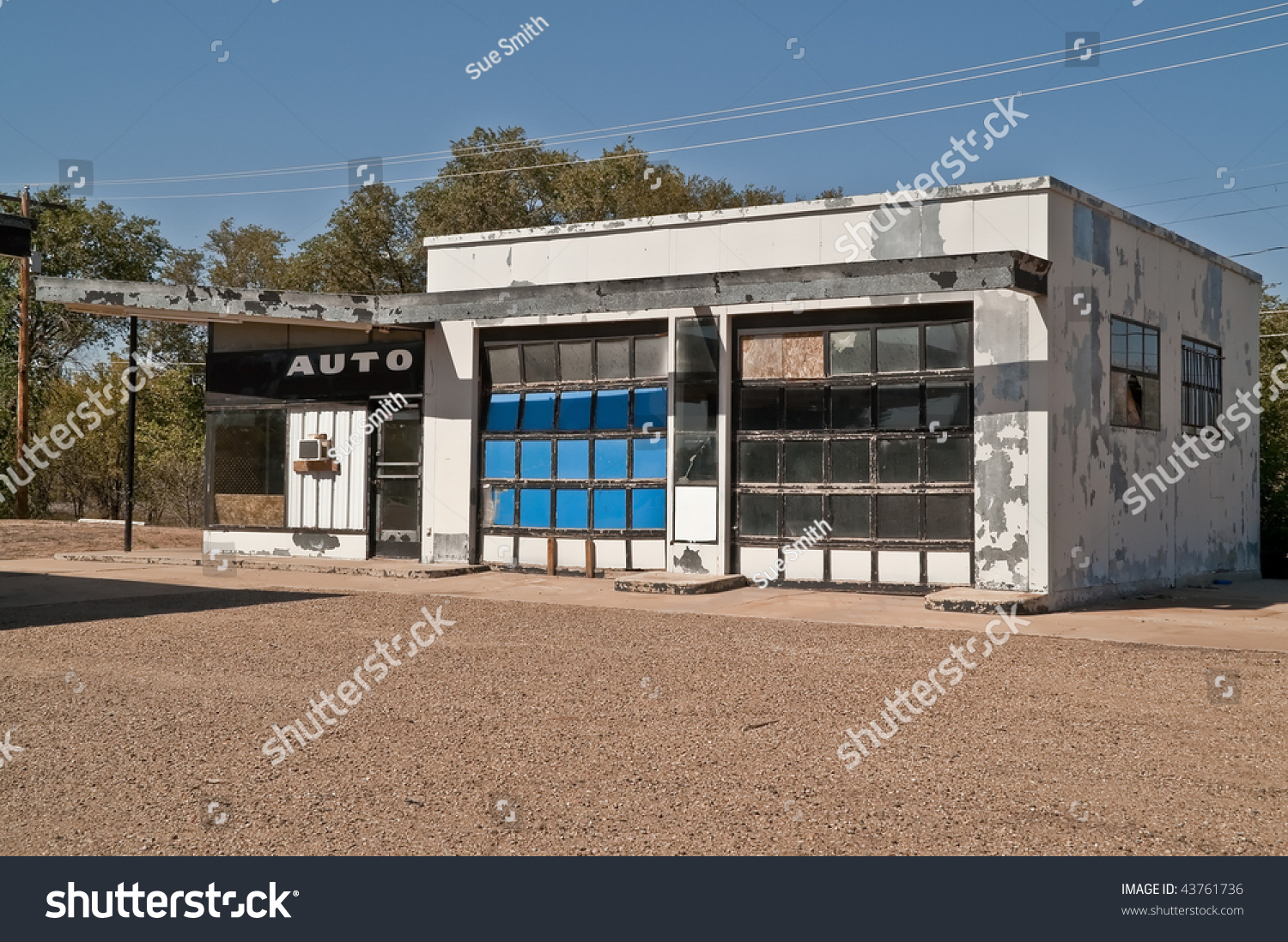 out business automotive repair shop gas stock photo (edit now