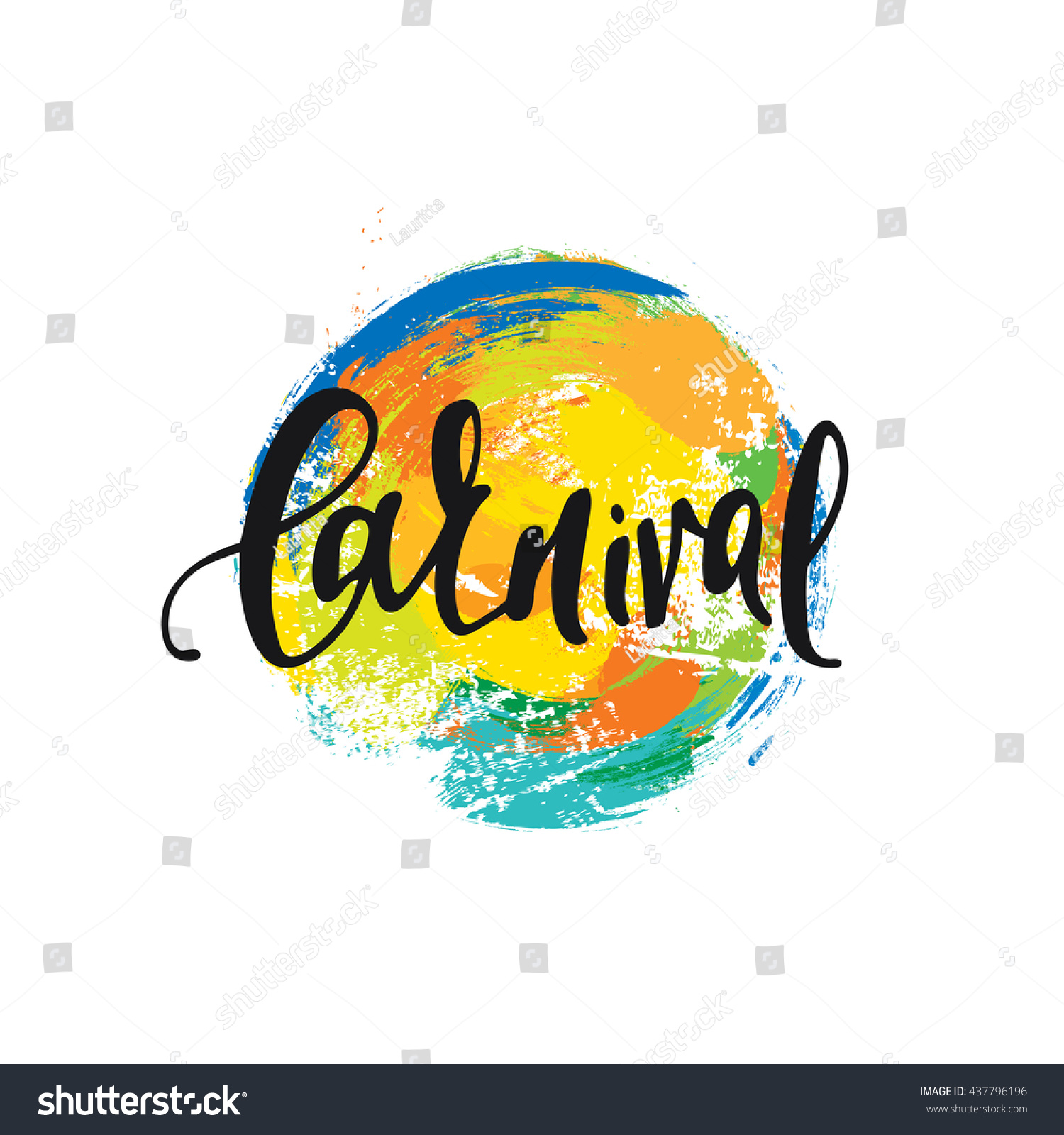 Handmade watercolor brazil flag brasil stock photos freeimages com - Inscription Carnival Background Colors Of The Brazilian Flag Calligraphy Handmade Greeting Cards Posters