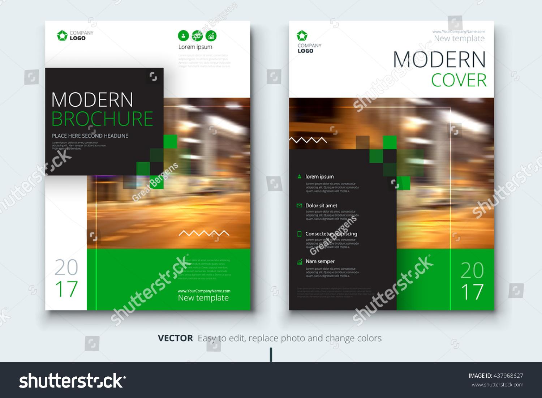 Catalog Design Corporate Business Template Brochure Stock Vector HD ...
