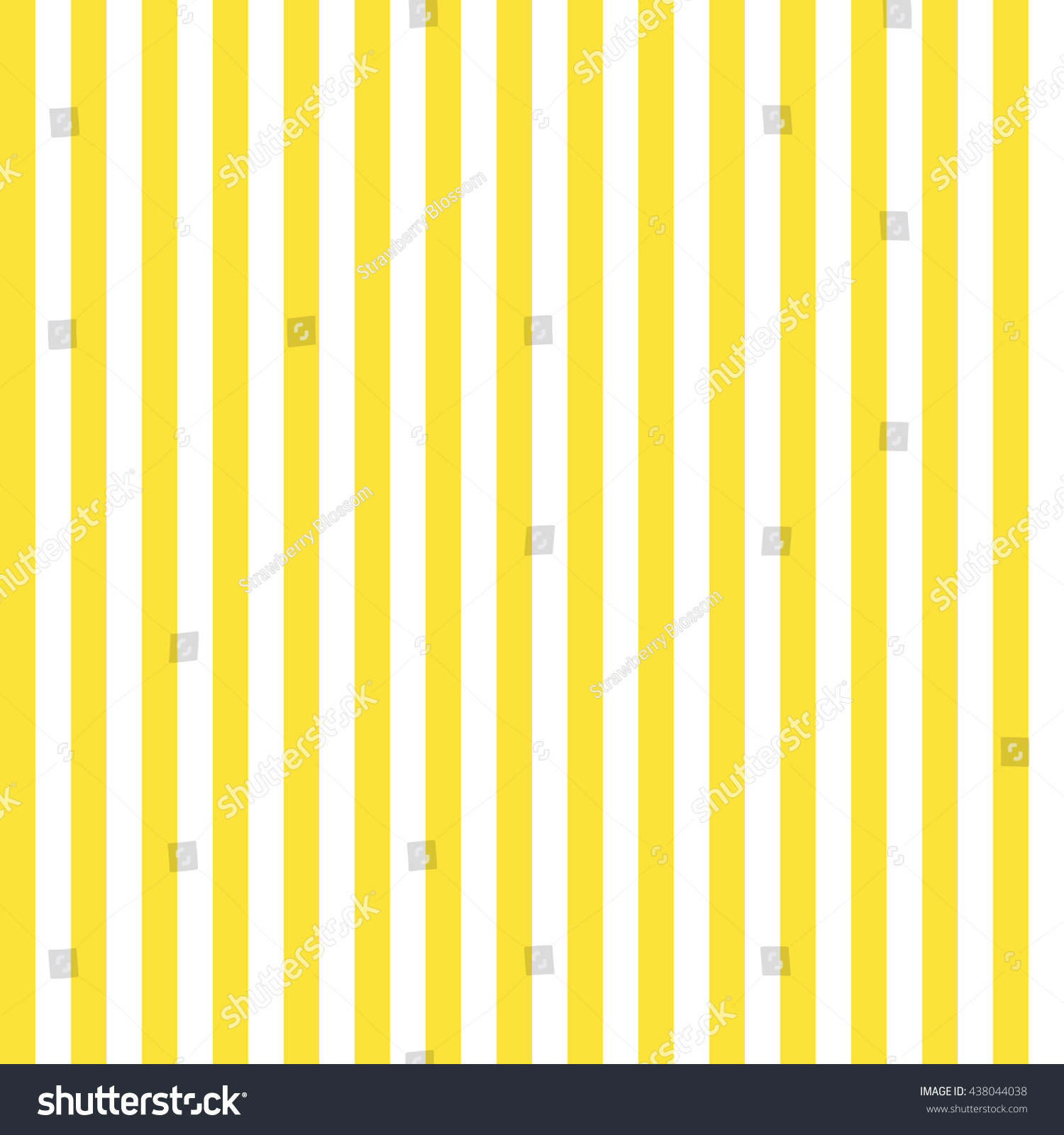 Pattern Stripes Seamless Yellow White Stripes Stock Vector ...