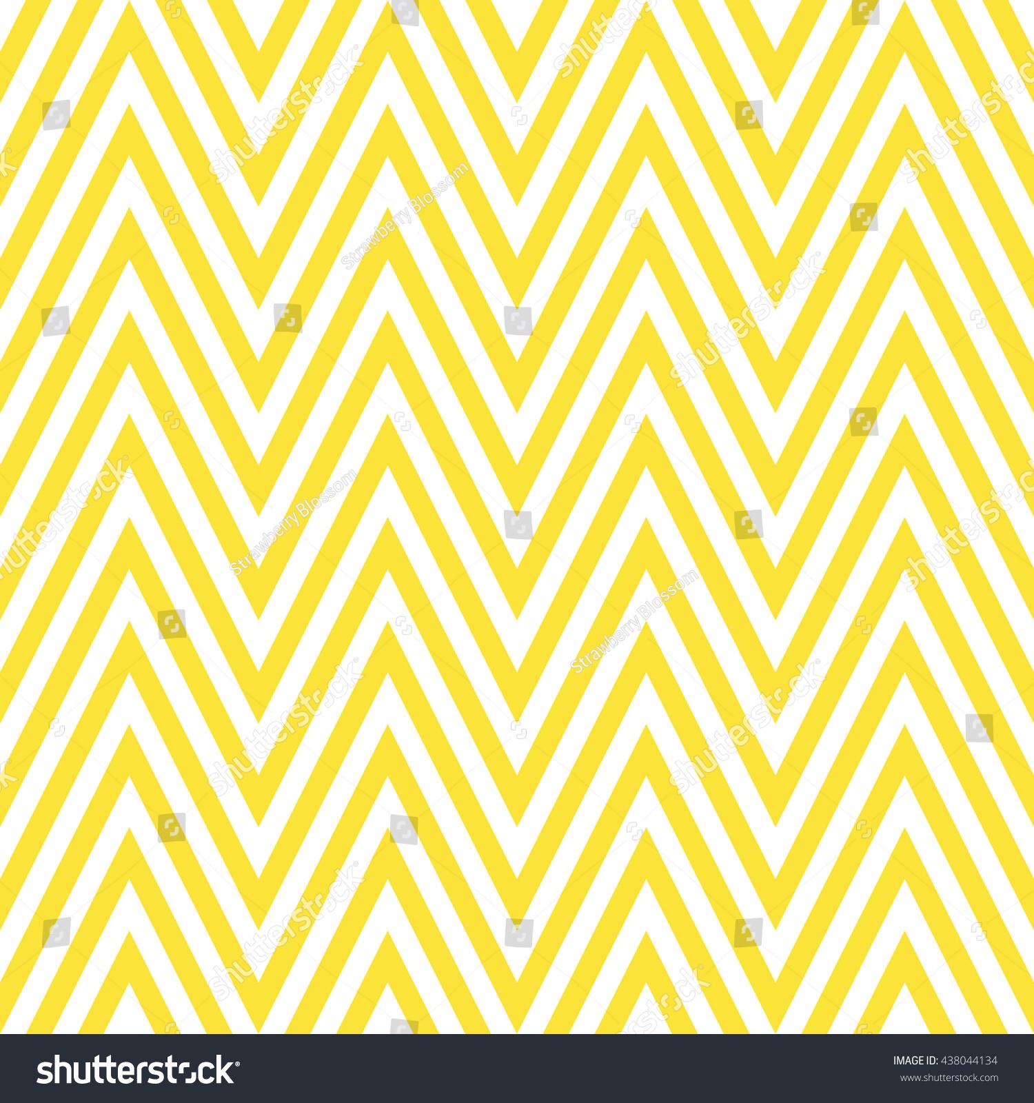 Pattern Stripes Seamless Yellow White Stripes Stock Vector ...