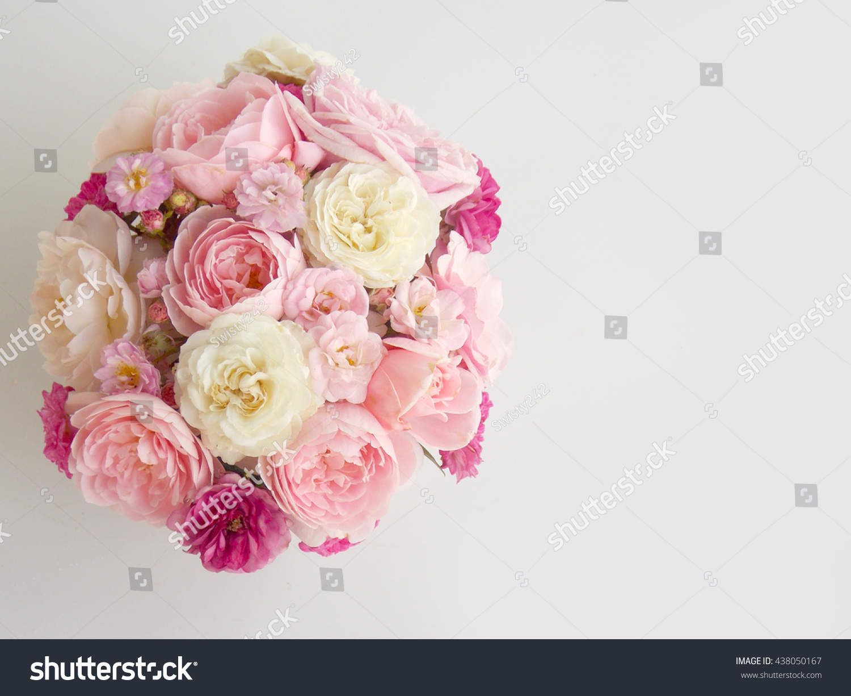 Beautiful pink rose flower bouquet background ez canvas izmirmasajfo