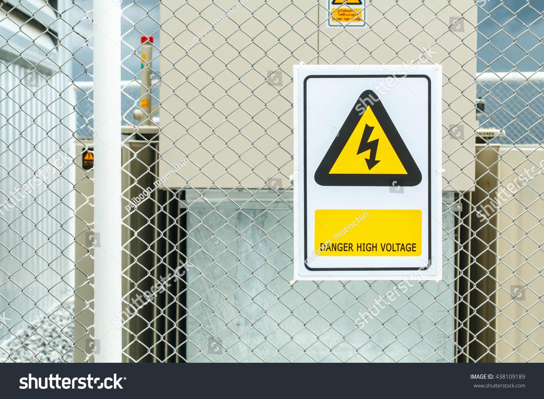 Safety symbol caution risk electric shock stock photo 438109189 safety symbol caution risk of electric shock buycottarizona Images
