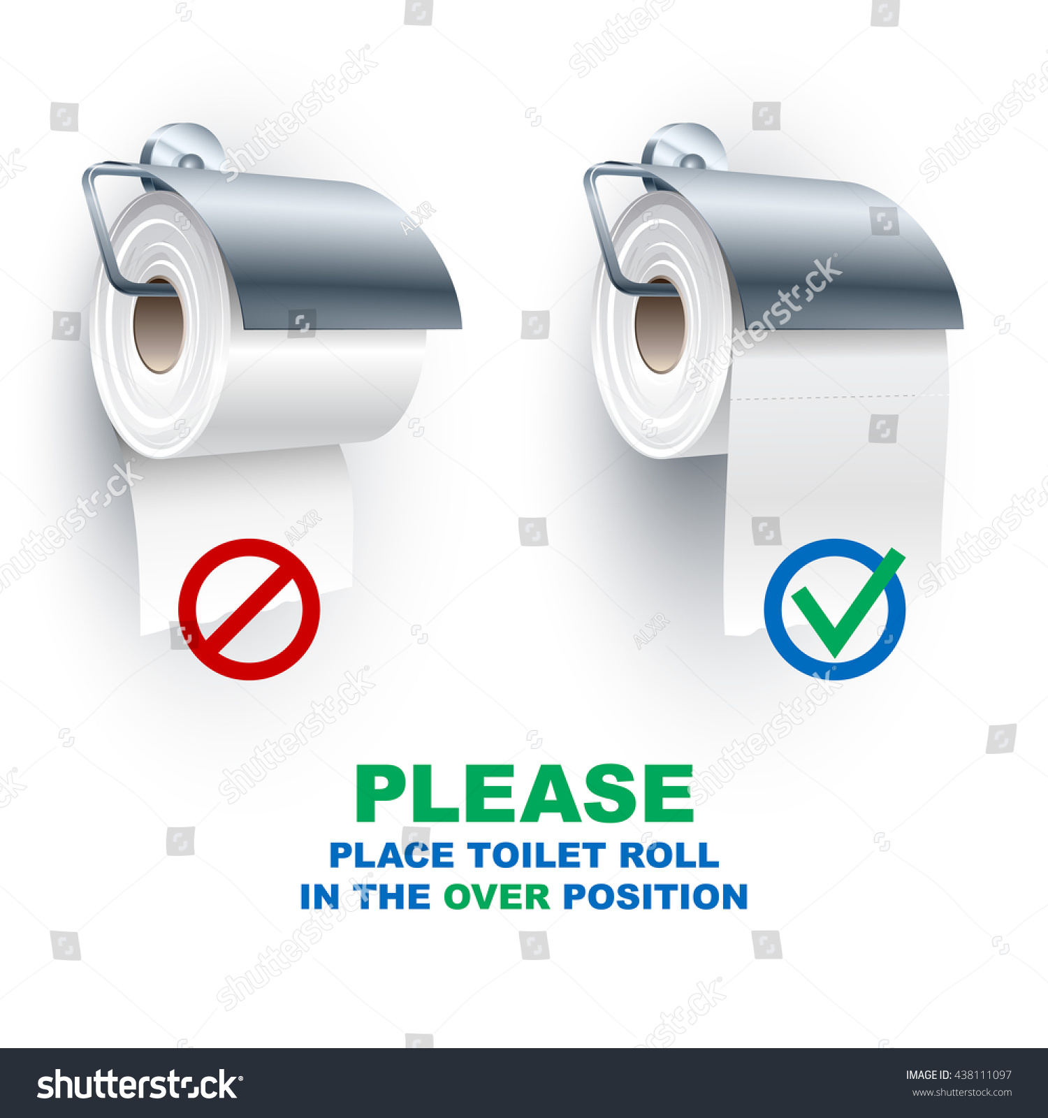You Re A Heathen If You Put Your Toilet Paper Under Ign