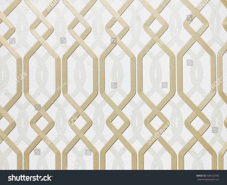 Paper Wall Panels : Interior wall panel pattern d wallpaper stock photo