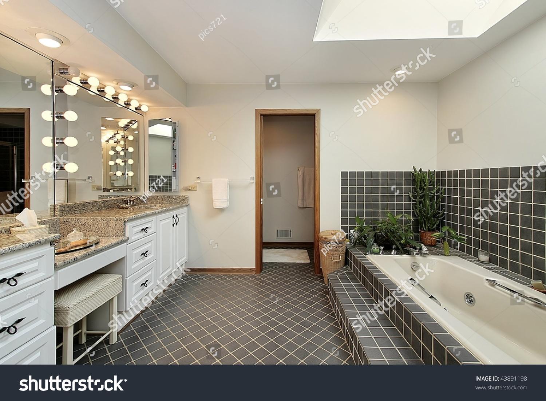 Master Bath Step Tub Stock Photo (Edit Now) 43891198 - Shutterstock