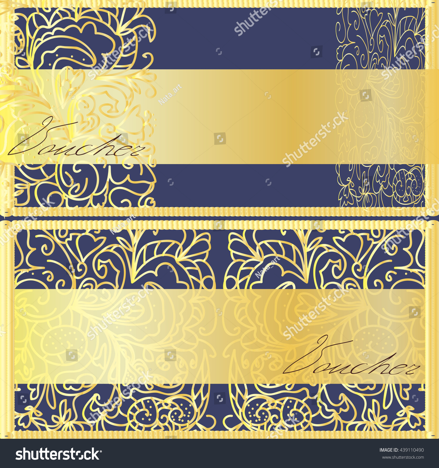 Gold Color Background Vector