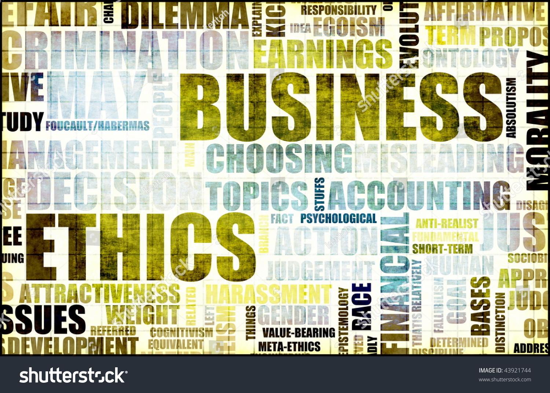 Business Ethics Essays
