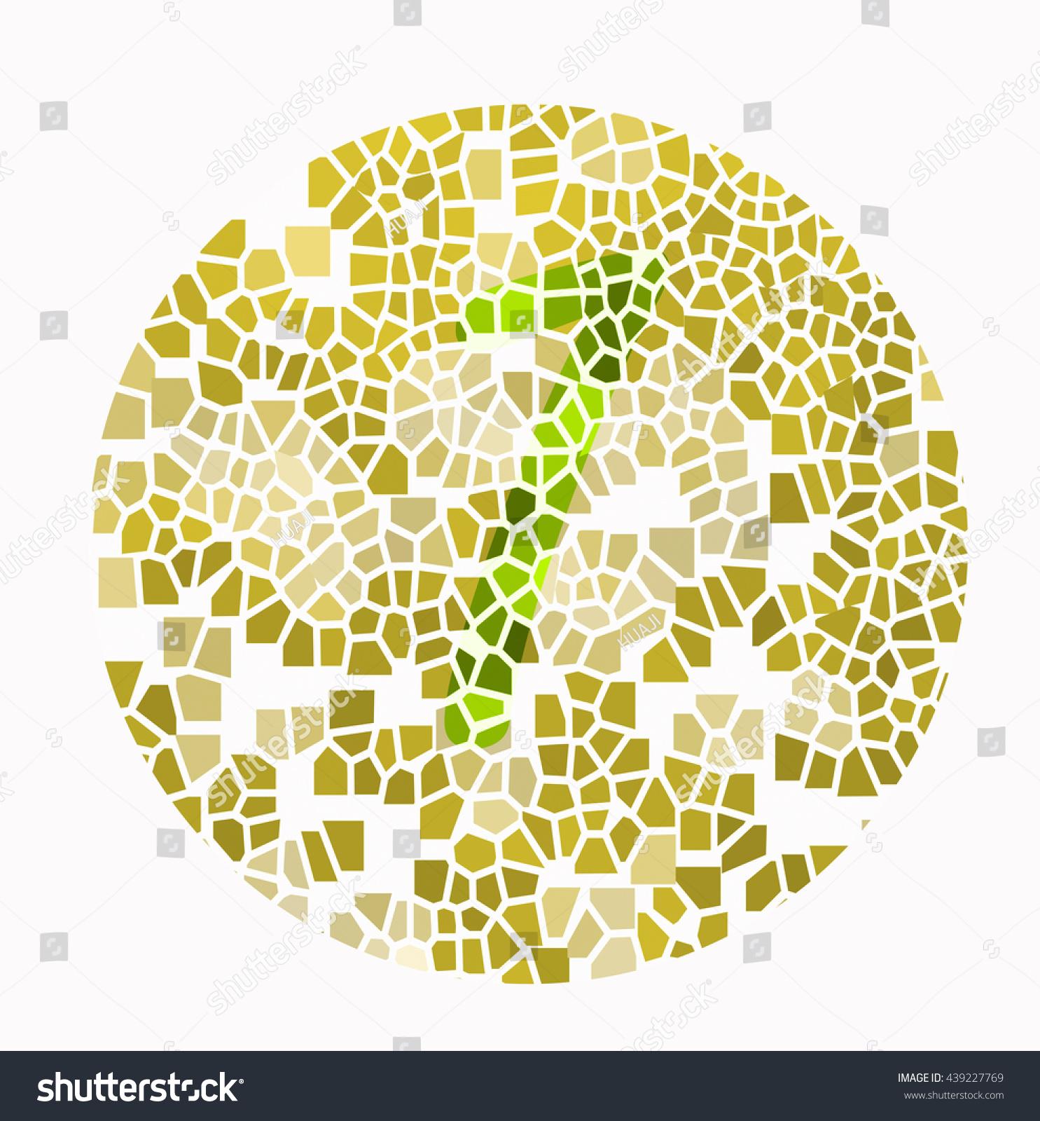 Color Blind Test Stock Illustration Shutterstock