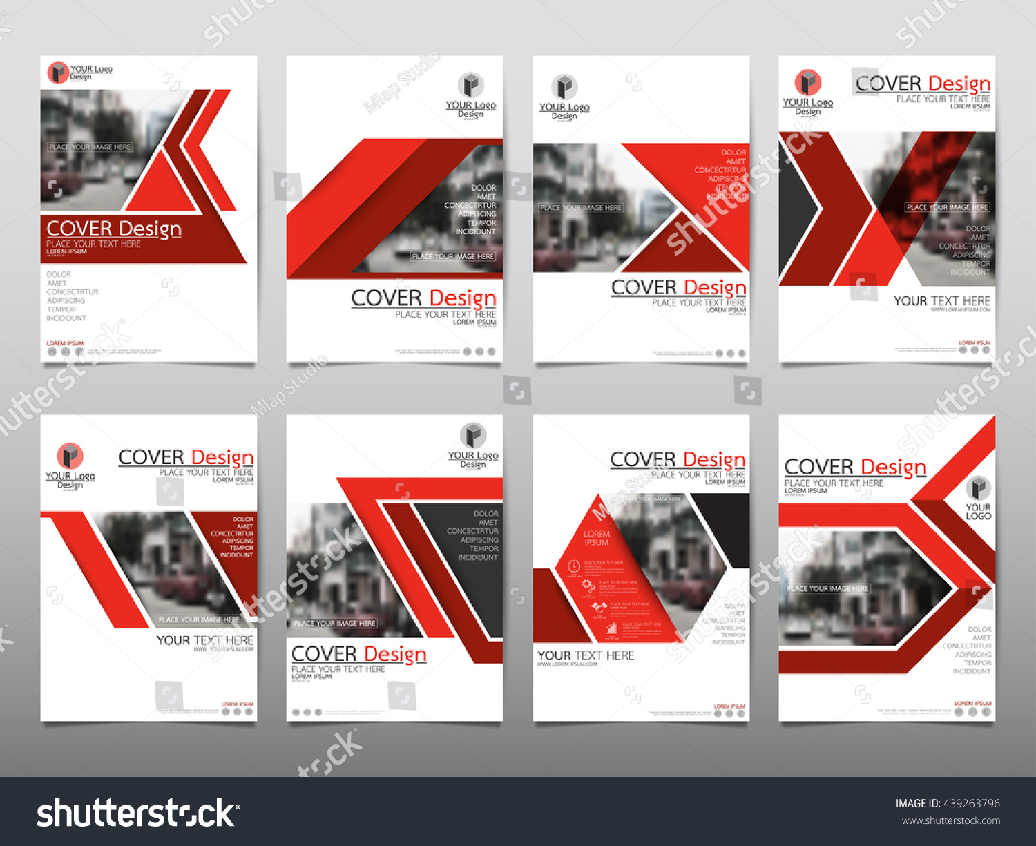 red business technology annual report brochure stock vector red business technology annual report brochure flyer design template vector leaflet cover presentation abstract geometric