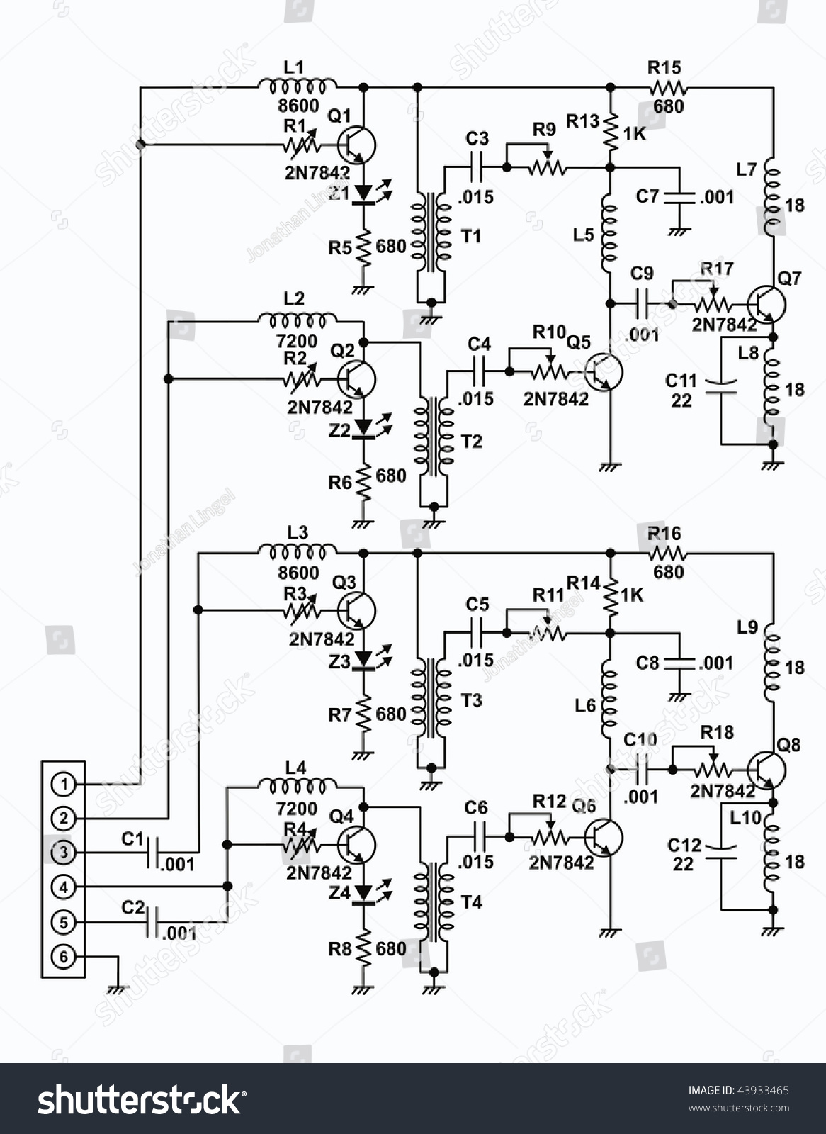 Electrical Schematic Circuits