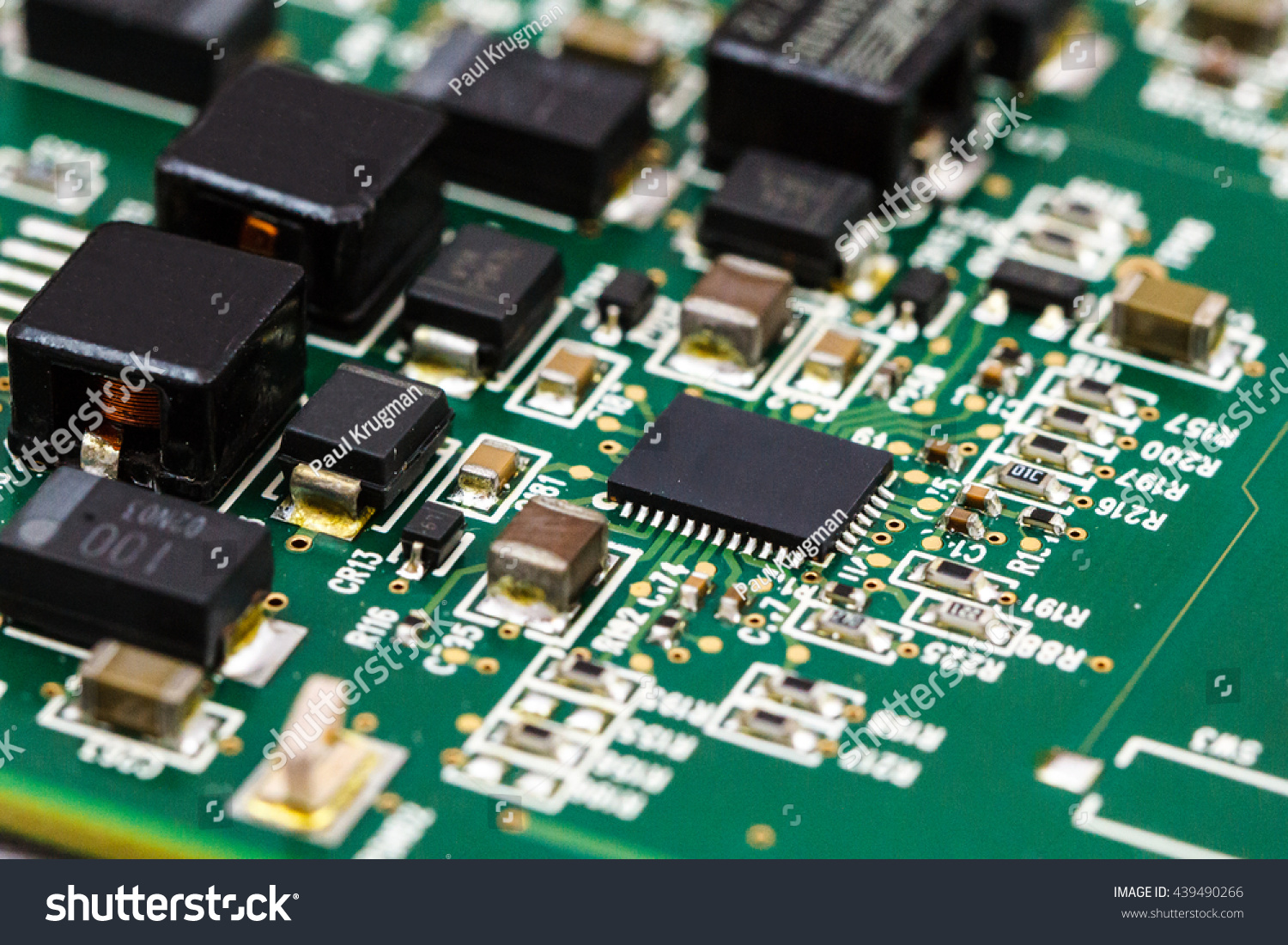 Application Specific Integrated Circuit I Cs Chip Stock Photo Edit Circuitelectronic Ic Buy Circuitpcb Ics Capacitors A